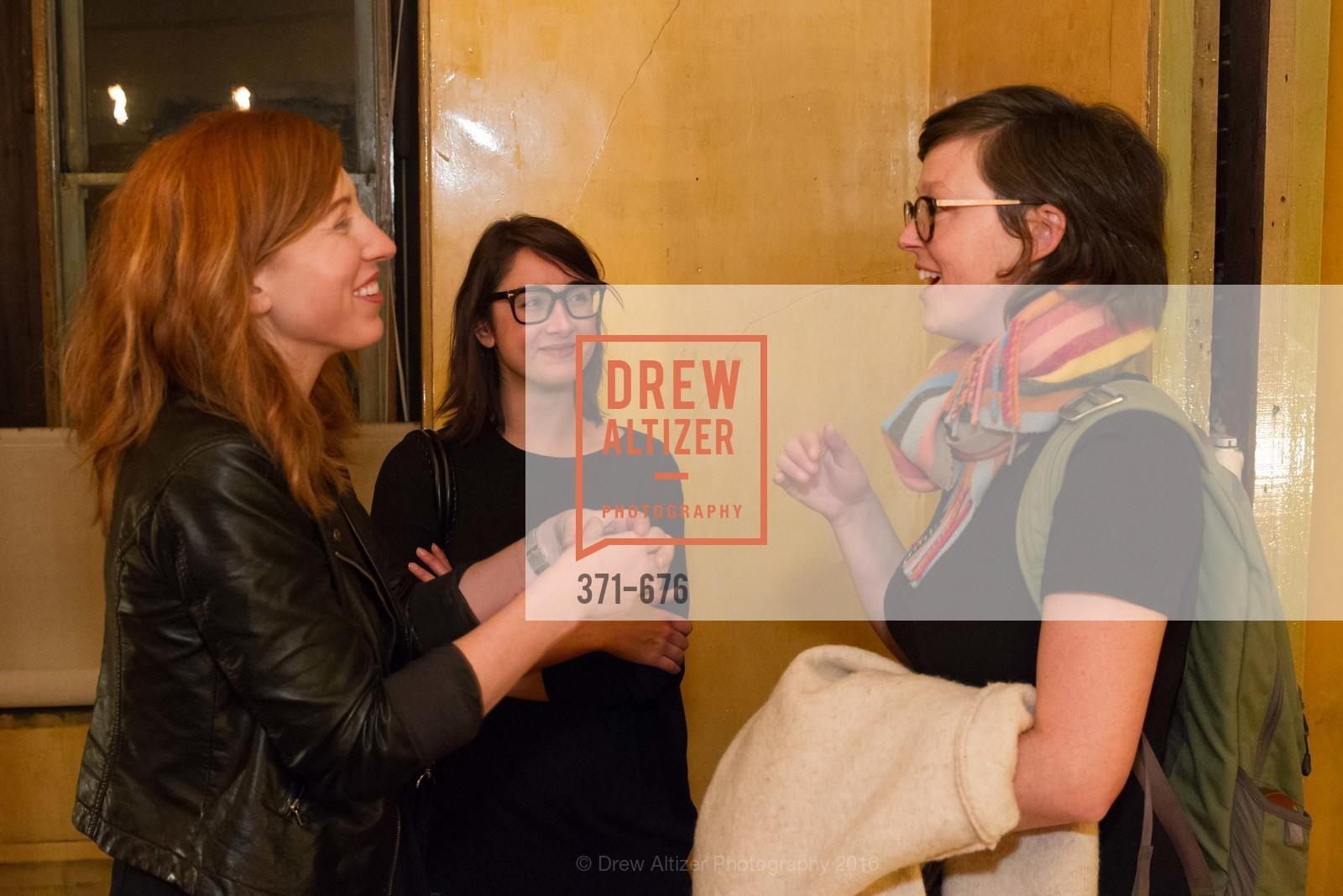 Jessica Roux, Lila Grothe, 500 Capp Street Preview Reception, 500 Capp Street Foundation. 500 Capp Street, January 7th, 2016,Drew Altizer, Drew Altizer Photography, full-service agency, private events, San Francisco photographer, photographer california