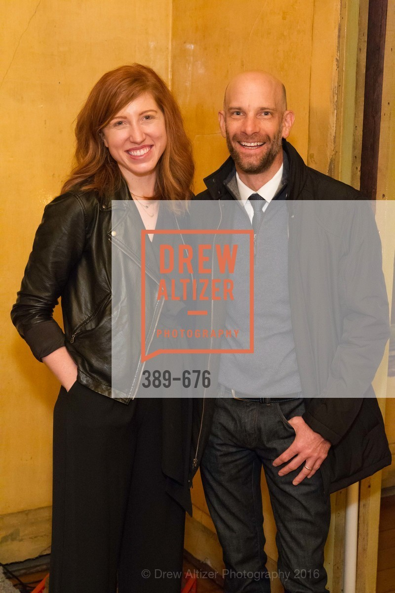 Jessica Raux, Dean Orr, 500 Capp Street Preview Reception, 500 Capp Street Foundation. 500 Capp Street, January 7th, 2016,Drew Altizer, Drew Altizer Photography, full-service agency, private events, San Francisco photographer, photographer california