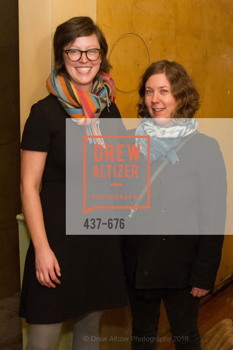 Lila Grothe, Courtney Fink, 500 Capp Street Preview Reception, 500 Capp Street Foundation. 500 Capp Street, January 7th, 2016,Drew Altizer, Drew Altizer Photography, full-service agency, private events, San Francisco photographer, photographer california