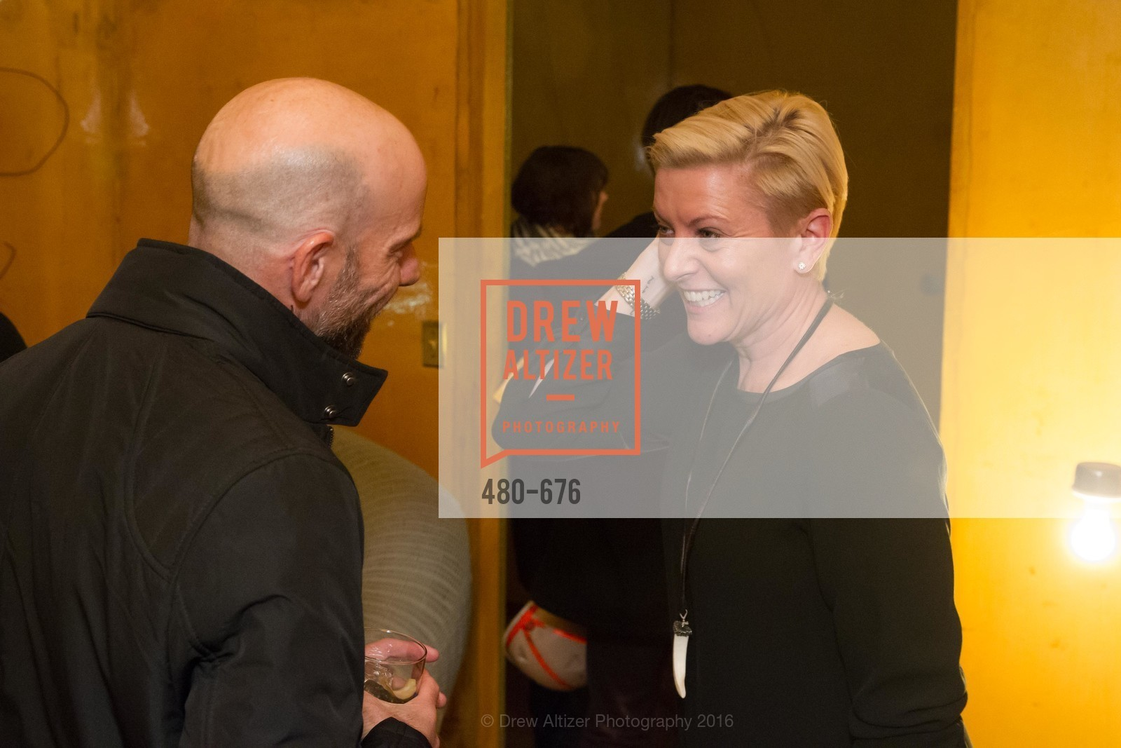Carlie Wilmans, 500 Capp Street Preview Reception, 500 Capp Street Foundation. 500 Capp Street, January 7th, 2016,Drew Altizer, Drew Altizer Photography, full-service agency, private events, San Francisco photographer, photographer california