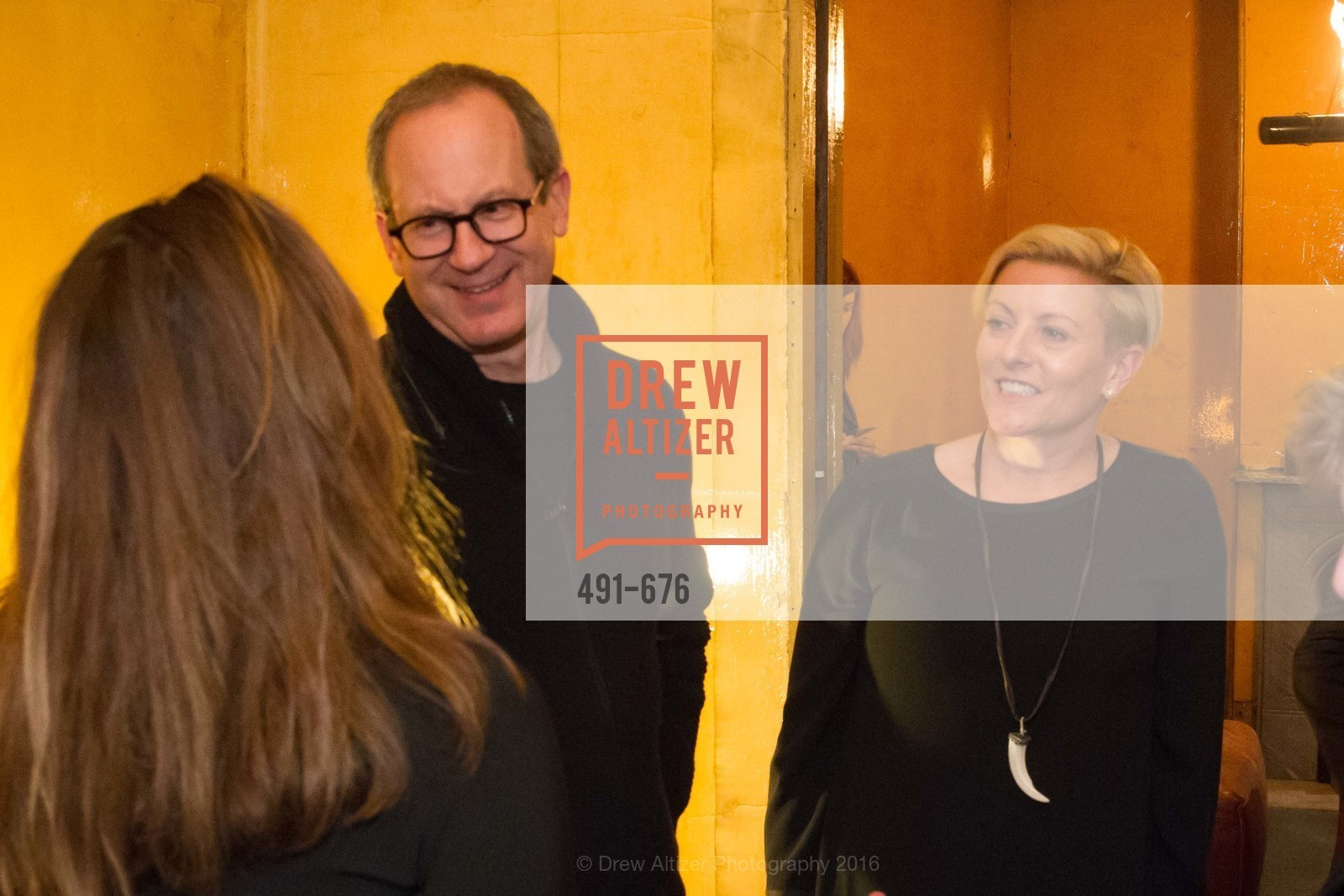 Mark Jensen, Carlie Wilmans, 500 Capp Street Preview Reception, 500 Capp Street Foundation. 500 Capp Street, January 7th, 2016,Drew Altizer, Drew Altizer Photography, full-service agency, private events, San Francisco photographer, photographer california