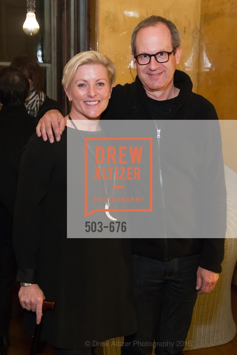 Carlie Wilmans, Mark Jensen, 500 Capp Street Preview Reception, 500 Capp Street Foundation. 500 Capp Street, January 7th, 2016,Drew Altizer, Drew Altizer Photography, full-service agency, private events, San Francisco photographer, photographer california