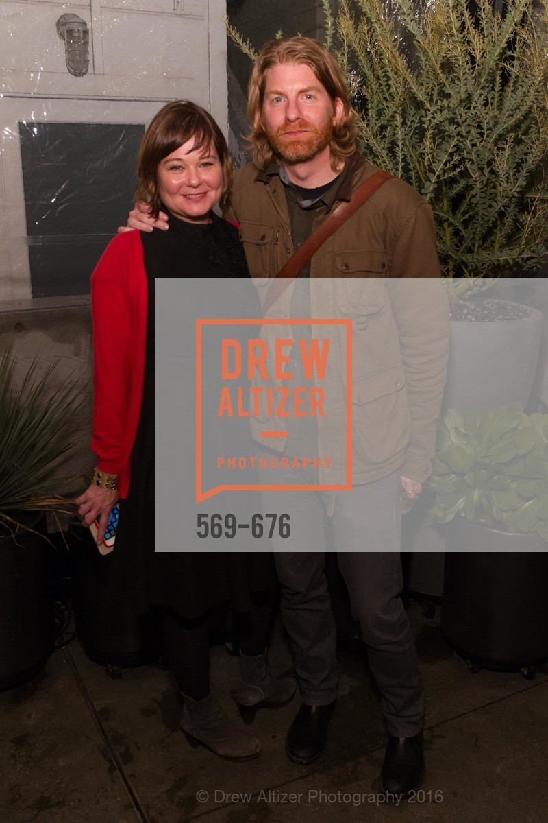 Robyn Wise, Eric Ryan, 500 Capp Street Preview Reception, 500 Capp Street Foundation. 500 Capp Street, January 7th, 2016,Drew Altizer, Drew Altizer Photography, full-service agency, private events, San Francisco photographer, photographer california
