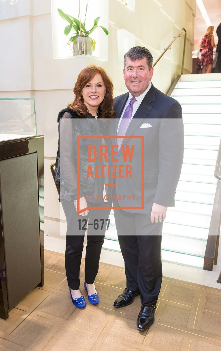 Theresa Spirz, Alan Morrell, Bulgari Hosts The 2016 Ballet Gala Patrons Party, Bulgari. 200 Stockton st, January 7th, 2016,Drew Altizer, Drew Altizer Photography, full-service event agency, private events, San Francisco photographer, photographer California
