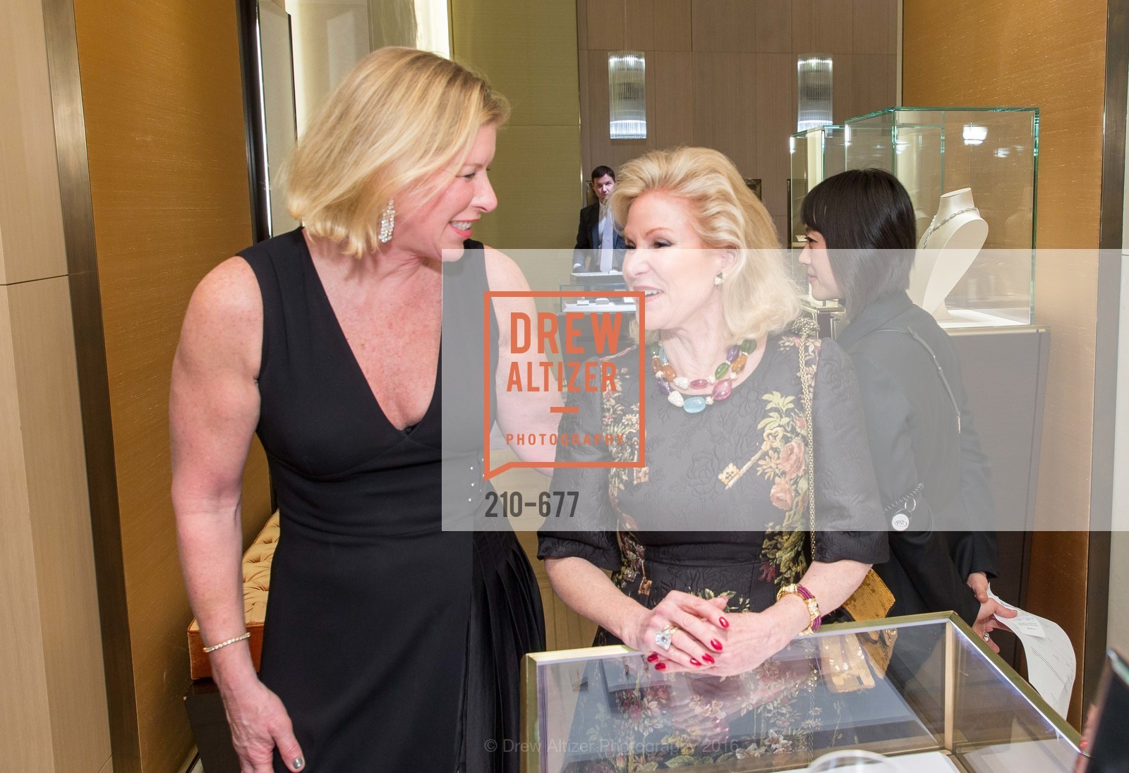 Jennifer Brandenburg, Dede Wilsey, Bulgari Hosts The 2016 Ballet Gala Patrons Party, Bulgari. 200 Stockton st, January 7th, 2016,Drew Altizer, Drew Altizer Photography, full-service agency, private events, San Francisco photographer, photographer california