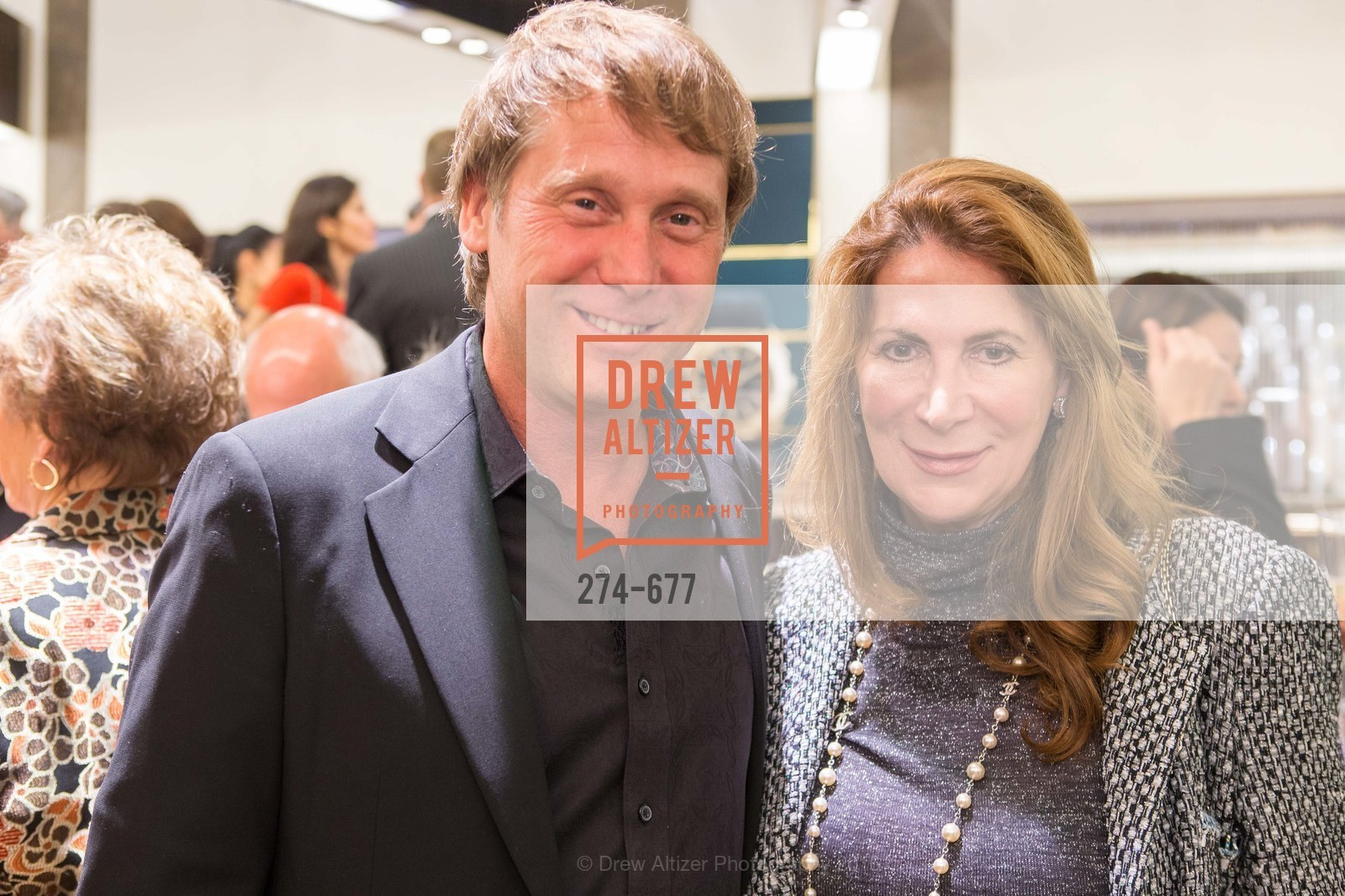 Matthew Stepka, Patricia Ferrin Loucks, Bulgari Hosts The 2016 Ballet Gala Patrons Party, Bulgari. 200 Stockton st, January 7th, 2016,Drew Altizer, Drew Altizer Photography, full-service agency, private events, San Francisco photographer, photographer california