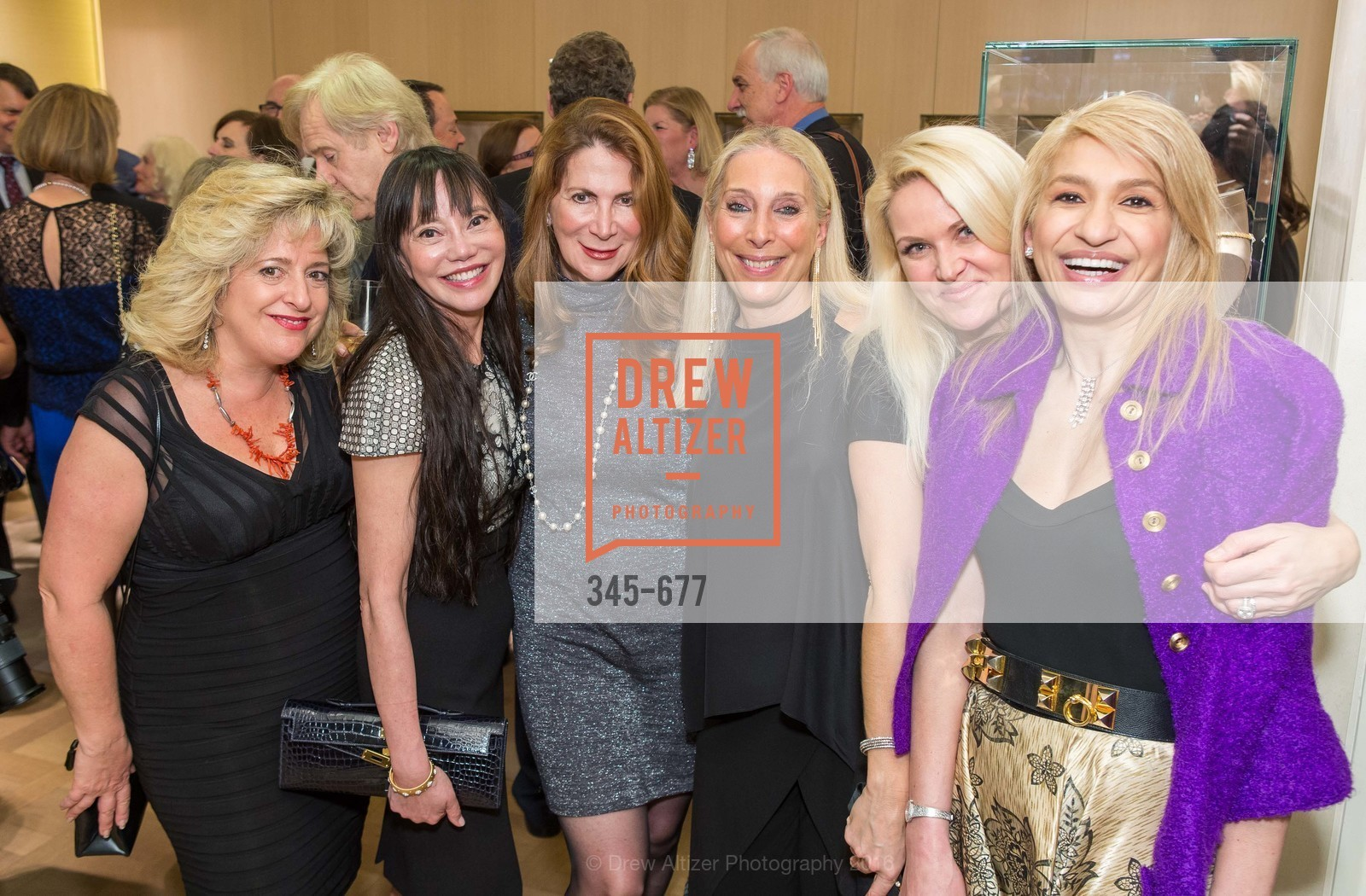 Holly Thier, France Szeto, Patricia Ferrin Loucks, Betsy Linder, Maria Ralph, Navid Armstrong, Bulgari Hosts The 2016 Ballet Gala Patrons Party, Bulgari. 200 Stockton st, January 7th, 2016,Drew Altizer, Drew Altizer Photography, full-service agency, private events, San Francisco photographer, photographer california
