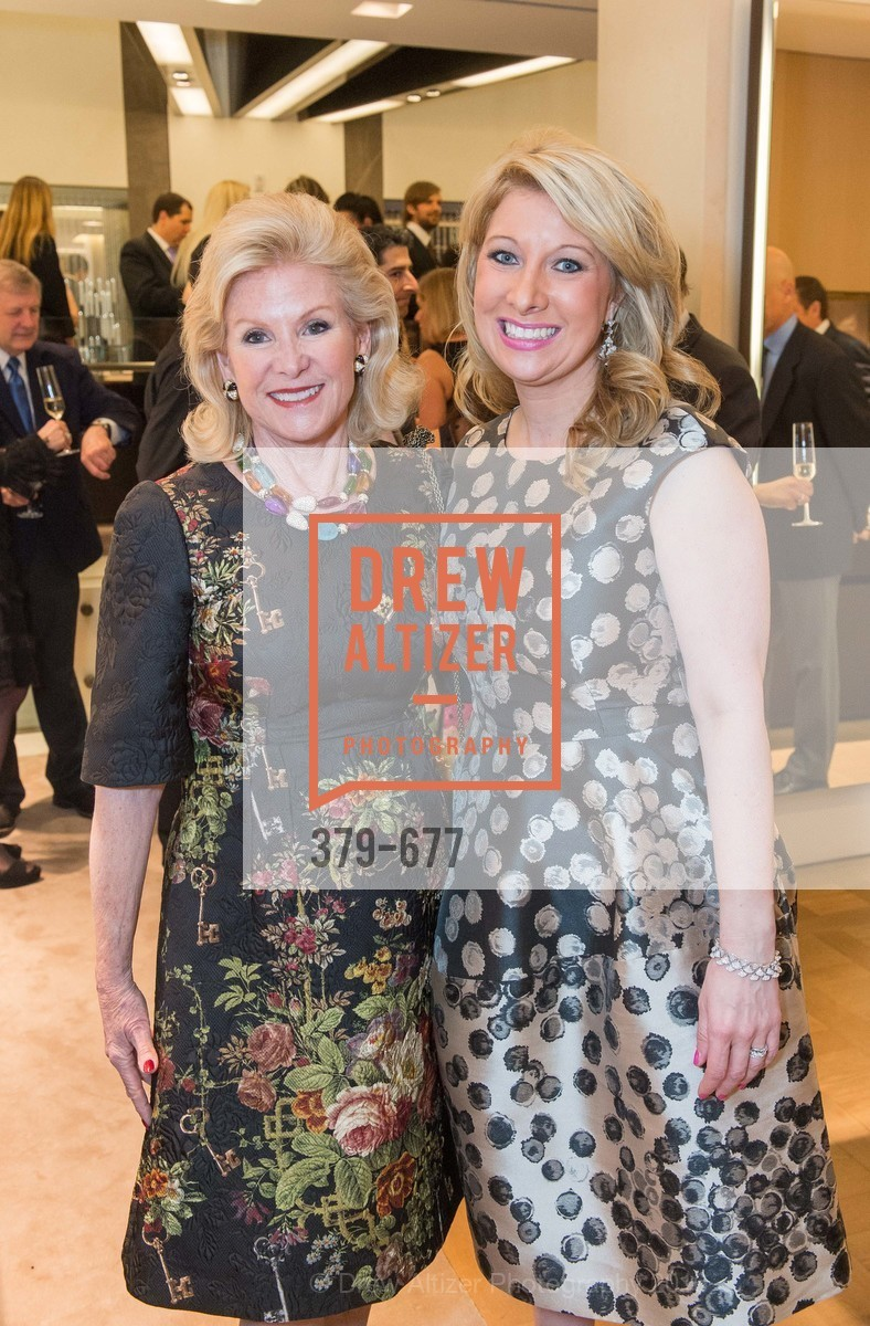 Dede Wilsey, Jennifer Mancuso, Bulgari Hosts The 2016 Ballet Gala Patrons Party, Bulgari. 200 Stockton st, January 7th, 2016,Drew Altizer, Drew Altizer Photography, full-service agency, private events, San Francisco photographer, photographer california