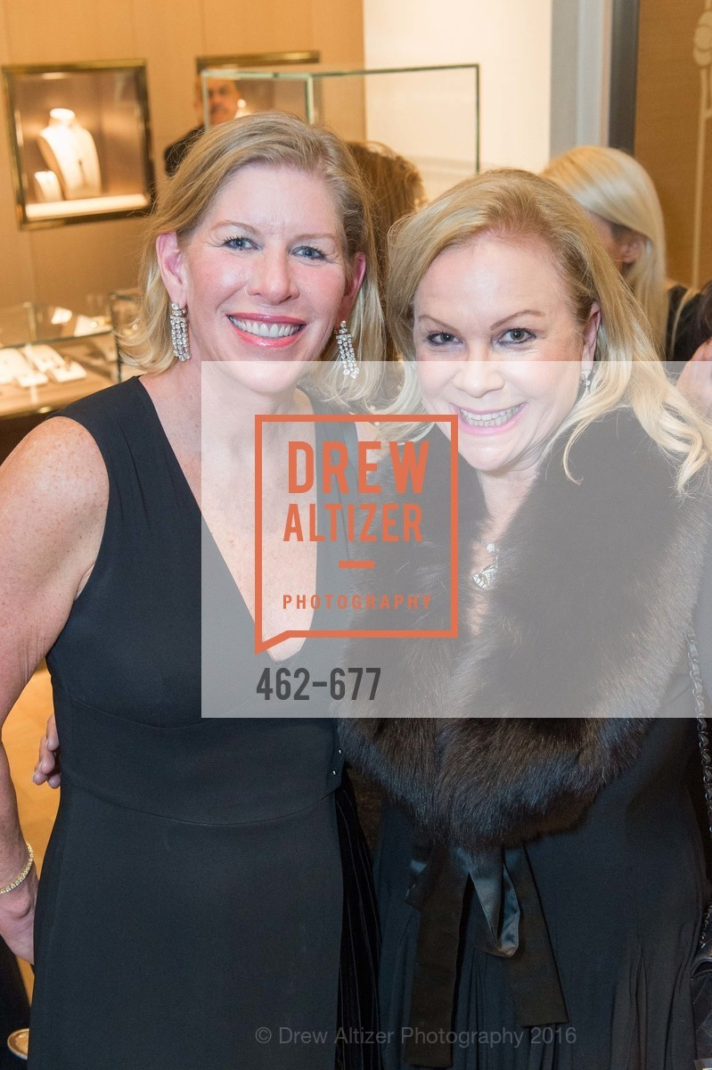 Jennifer Brandenburg, Claire Kostic, Bulgari Hosts The 2016 Ballet Gala Patrons Party, Bulgari. 200 Stockton st, January 7th, 2016,Drew Altizer, Drew Altizer Photography, full-service agency, private events, San Francisco photographer, photographer california