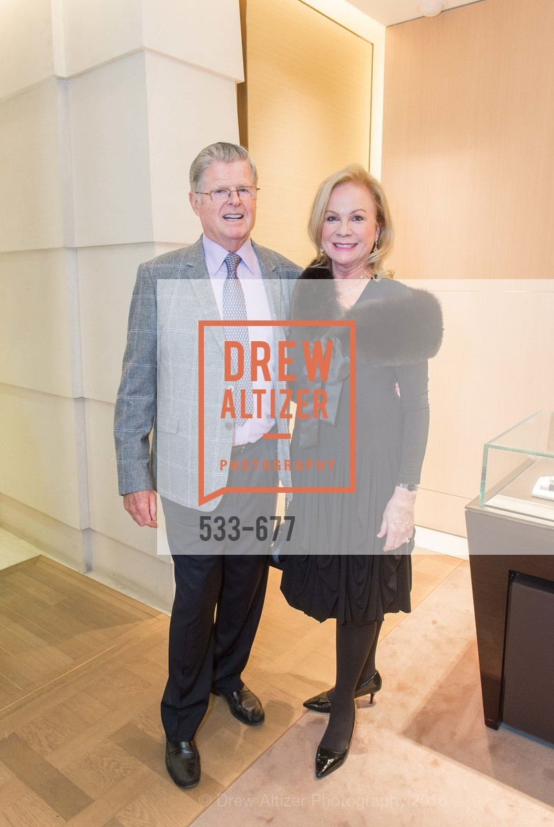 Richard Barker, Claire Kostic, Bulgari Hosts The 2016 Ballet Gala Patrons Party, Bulgari. 200 Stockton st, January 7th, 2016,Drew Altizer, Drew Altizer Photography, full-service agency, private events, San Francisco photographer, photographer california