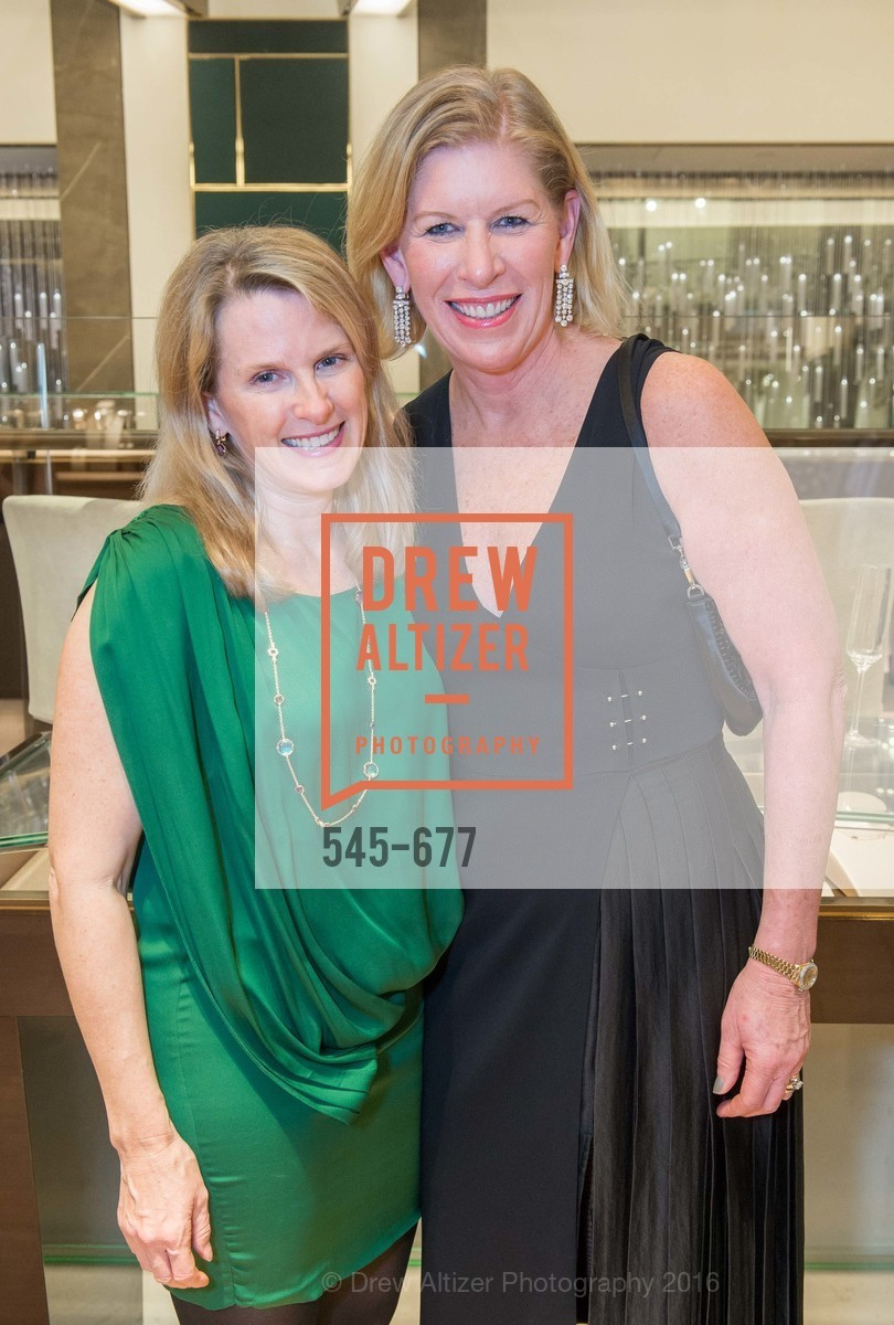 Marie Hurabiell, Jennifer Brandenburg, Bulgari Hosts The 2016 Ballet Gala Patrons Party, Bulgari. 200 Stockton st, January 7th, 2016,Drew Altizer, Drew Altizer Photography, full-service agency, private events, San Francisco photographer, photographer california