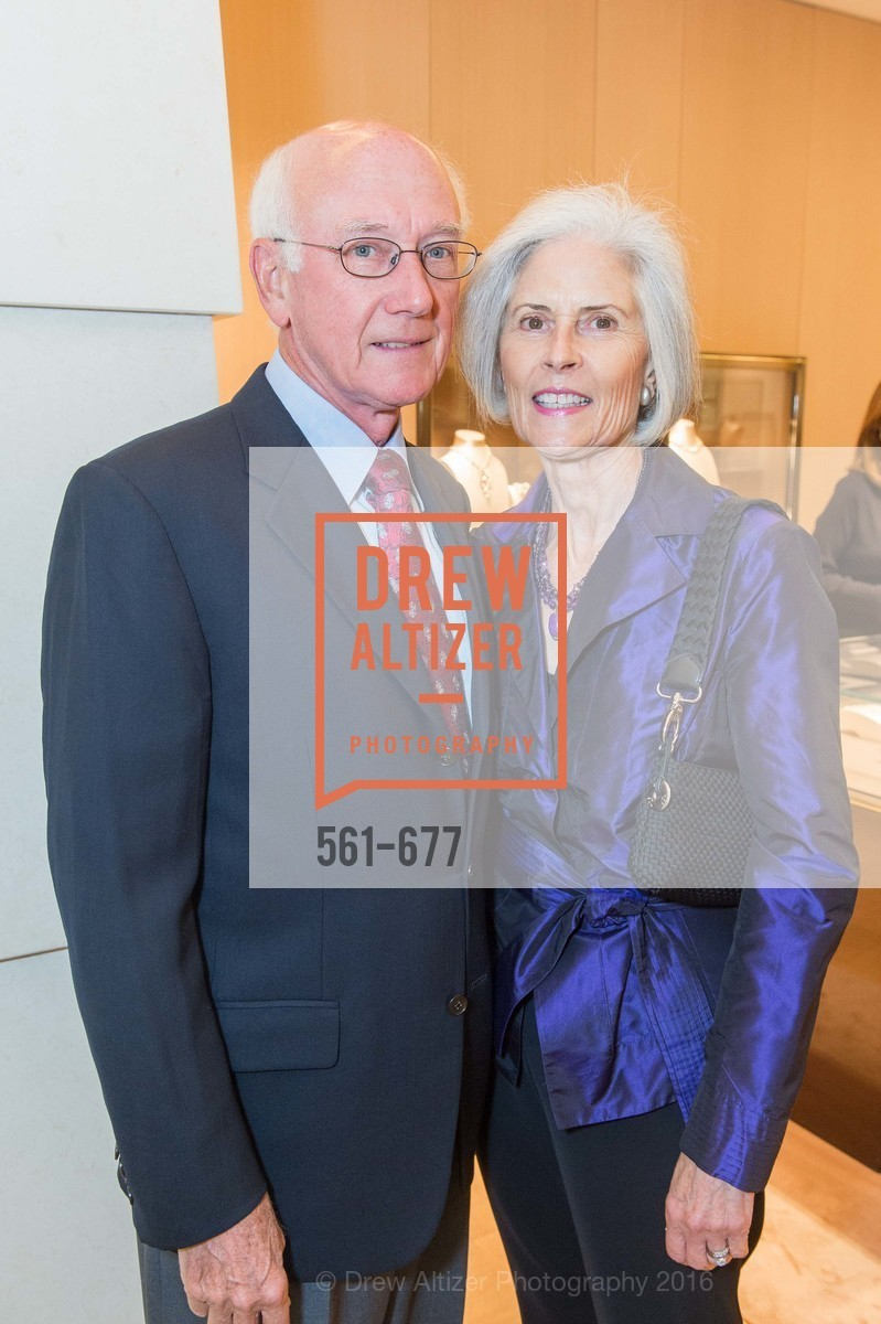 Kingsley Chatton, Antoinette Chatton, Bulgari Hosts The 2016 Ballet Gala Patrons Party, Bulgari. 200 Stockton st, January 7th, 2016,Drew Altizer, Drew Altizer Photography, full-service agency, private events, San Francisco photographer, photographer california