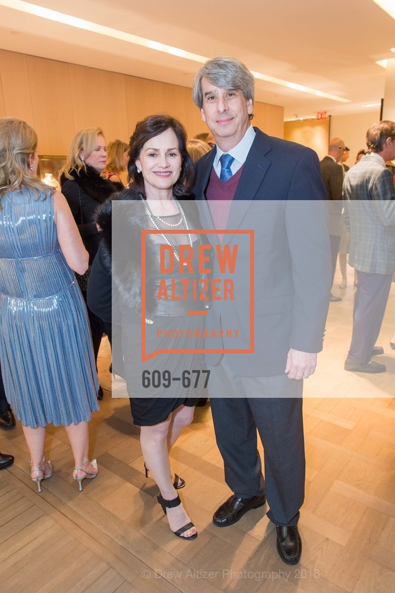 V'Anne Singleton, Robert Elfton, Bulgari Hosts The 2016 Ballet Gala Patrons Party, Bulgari. 200 Stockton st, January 7th, 2016,Drew Altizer, Drew Altizer Photography, full-service agency, private events, San Francisco photographer, photographer california