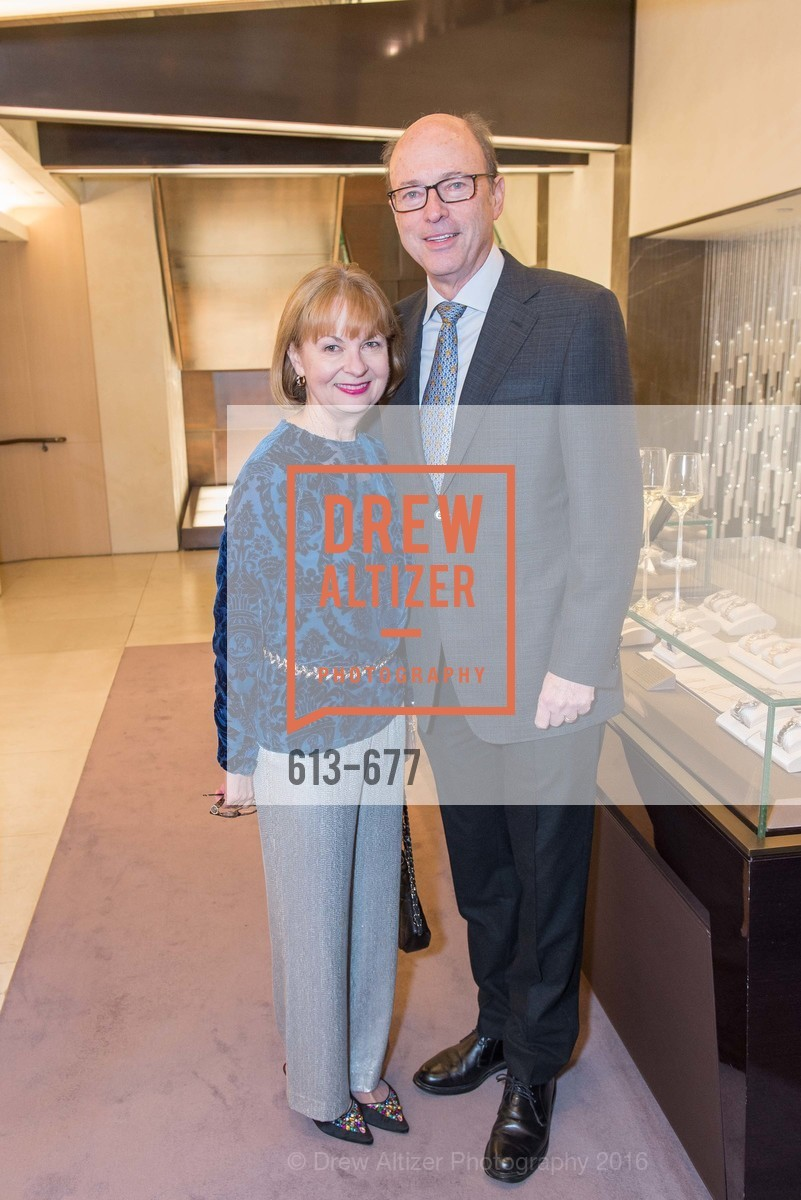 Ann Dillen, Mark Dillen, Bulgari Hosts The 2016 Ballet Gala Patrons Party, Bulgari. 200 Stockton st, January 7th, 2016,Drew Altizer, Drew Altizer Photography, full-service event agency, private events, San Francisco photographer, photographer California