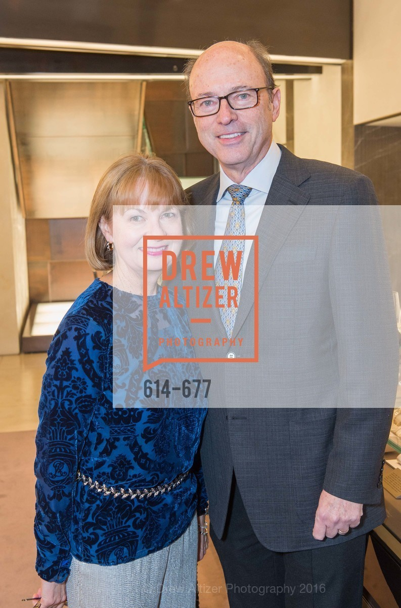 Ann Dillen, Mark Dillen, Bulgari Hosts The 2016 Ballet Gala Patrons Party, Bulgari. 200 Stockton st, January 7th, 2016,Drew Altizer, Drew Altizer Photography, full-service agency, private events, San Francisco photographer, photographer california