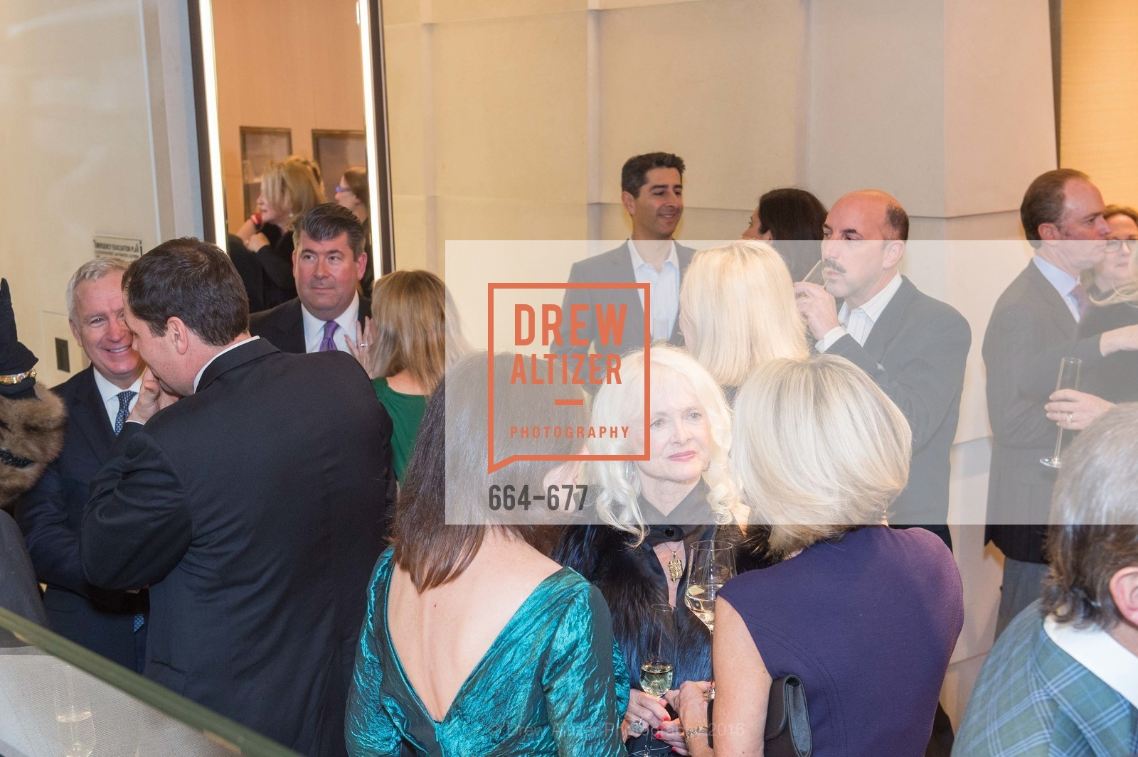 Atmosphere, Bulgari Hosts The 2016 Ballet Gala Patrons Party, Bulgari. 200 Stockton st, January 7th, 2016,Drew Altizer, Drew Altizer Photography, full-service agency, private events, San Francisco photographer, photographer california