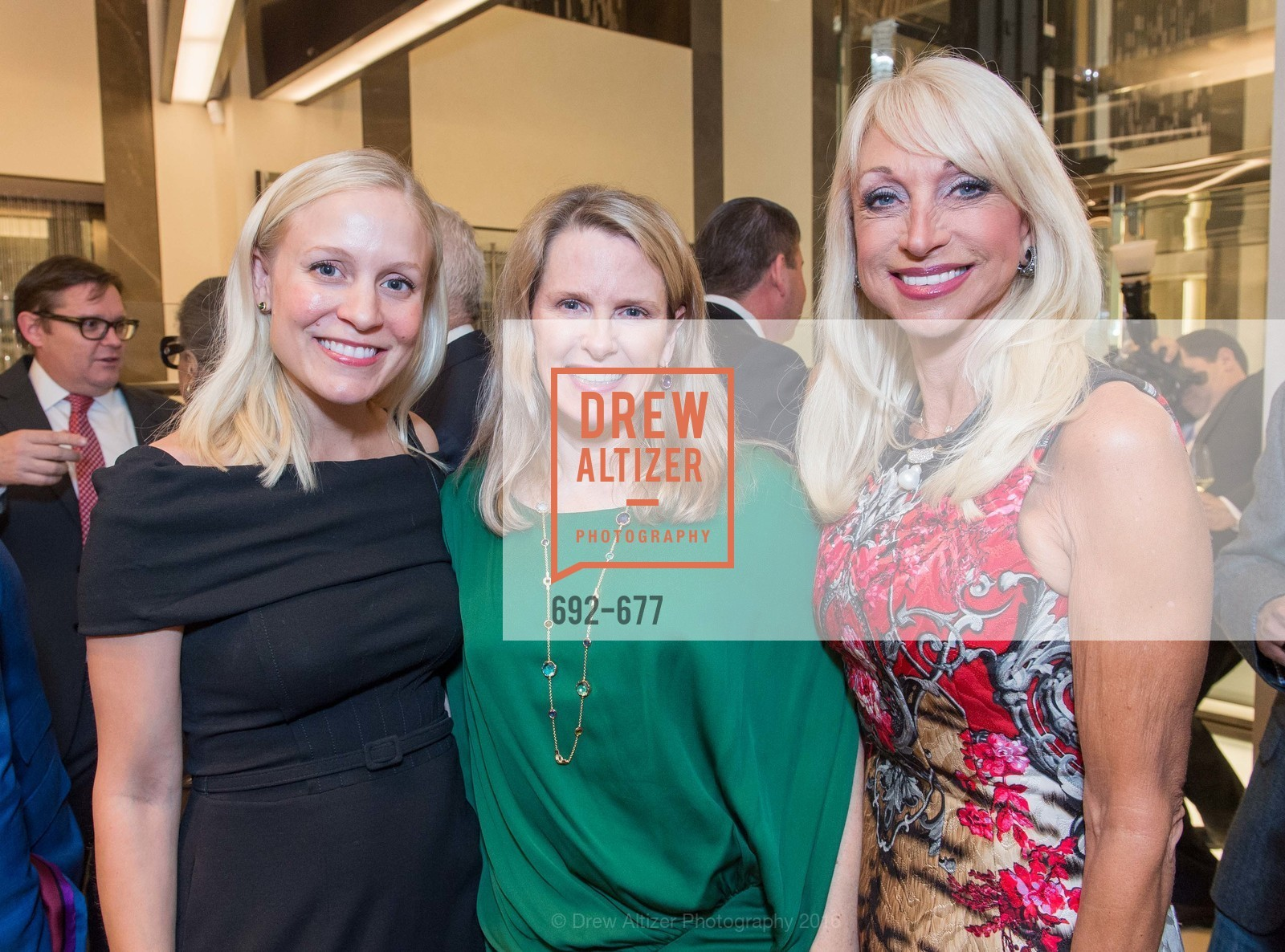 Emily Millman, Marie Hurabiell, Daru Kawalkowski, Bulgari Hosts The 2016 Ballet Gala Patrons Party, Bulgari. 200 Stockton st, January 7th, 2016,Drew Altizer, Drew Altizer Photography, full-service agency, private events, San Francisco photographer, photographer california