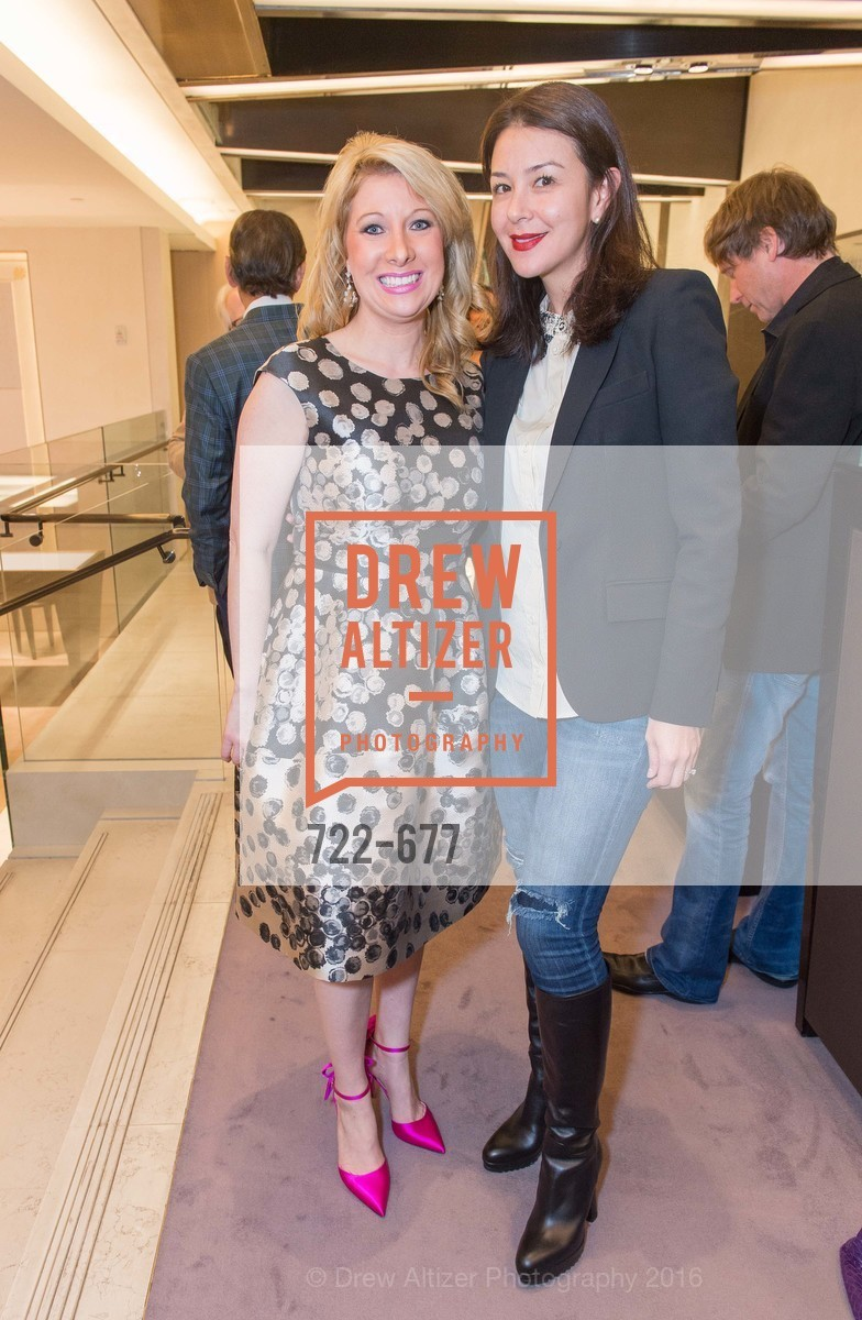 Jennifer Mancuso, Phoebe Mireles, Bulgari Hosts The 2016 Ballet Gala Patrons Party, Bulgari. 200 Stockton st, January 7th, 2016,Drew Altizer, Drew Altizer Photography, full-service agency, private events, San Francisco photographer, photographer california