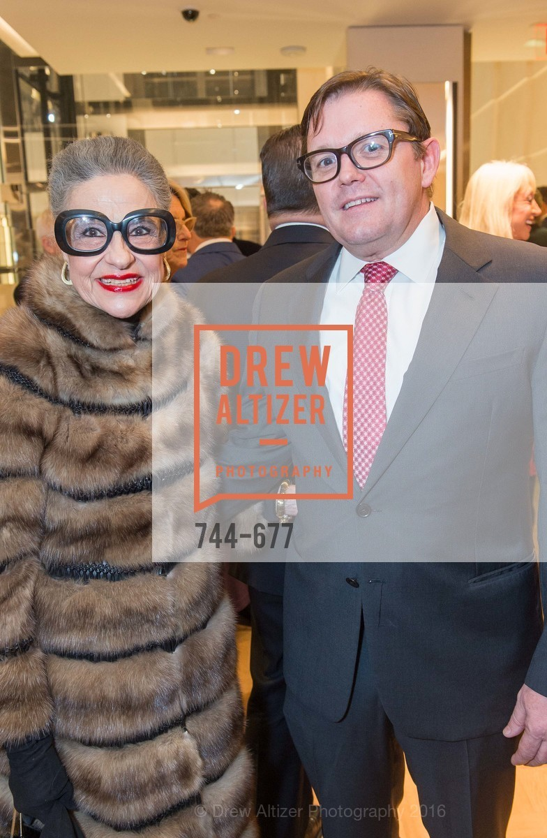 Joy Venturini Bianchi, Michael Manning, Bulgari Hosts The 2016 Ballet Gala Patrons Party, Bulgari. 200 Stockton st, January 7th, 2016,Drew Altizer, Drew Altizer Photography, full-service agency, private events, San Francisco photographer, photographer california