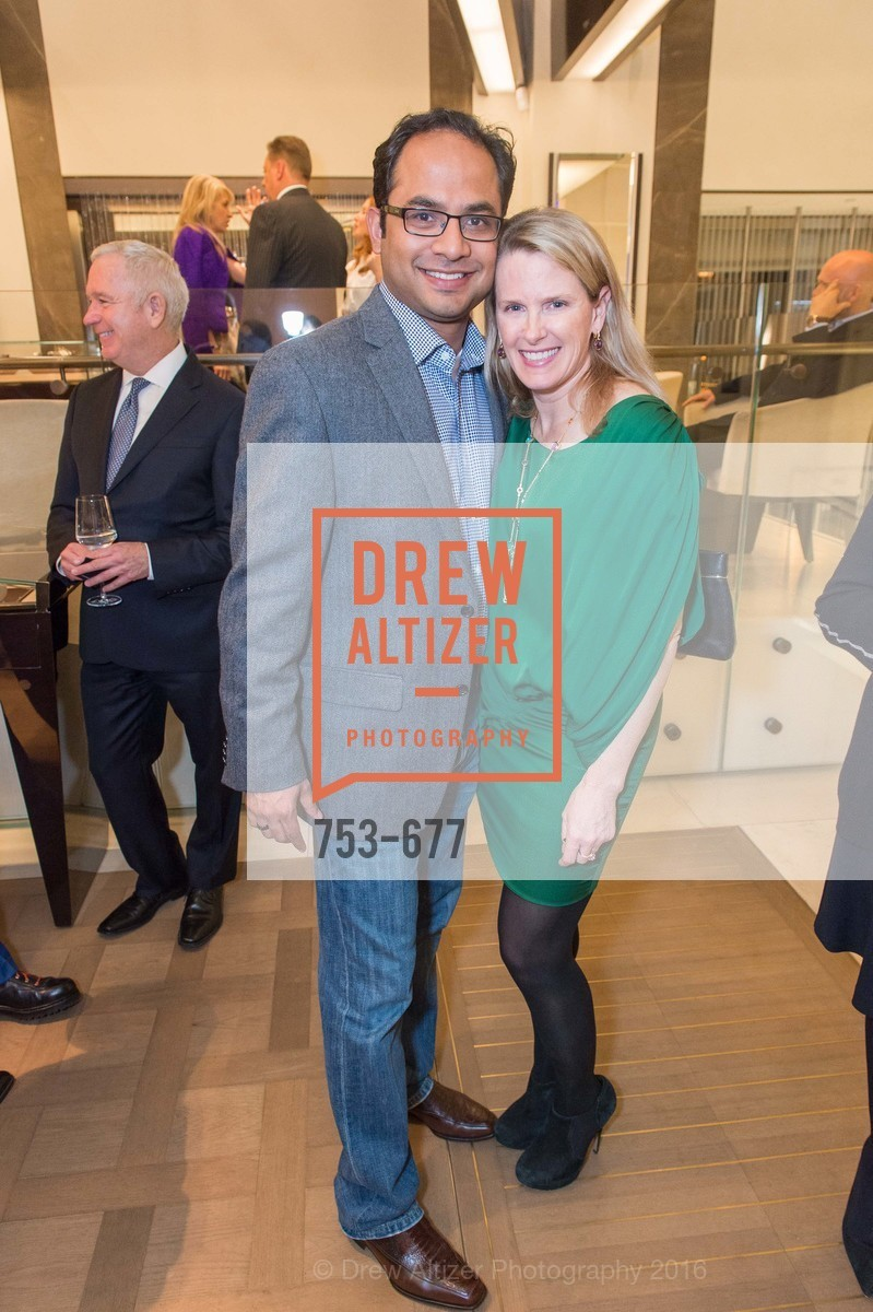 Mainul Mondal, Marie Hurabiell, Bulgari Hosts The 2016 Ballet Gala Patrons Party, Bulgari. 200 Stockton st, January 7th, 2016,Drew Altizer, Drew Altizer Photography, full-service agency, private events, San Francisco photographer, photographer california