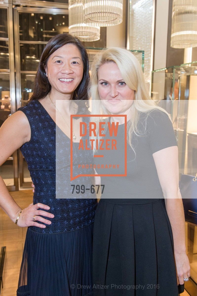 Christine Leong Connors, Maria Ralph, Bulgari Hosts The 2016 Ballet Gala Patrons Party, Bulgari. 200 Stockton st, January 7th, 2016,Drew Altizer, Drew Altizer Photography, full-service agency, private events, San Francisco photographer, photographer california