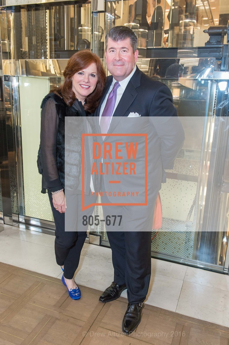 Theresa Spirz, Alan Morrell, Bulgari Hosts The 2016 Ballet Gala Patrons Party, Bulgari. 200 Stockton st, January 7th, 2016,Drew Altizer, Drew Altizer Photography, full-service agency, private events, San Francisco photographer, photographer california