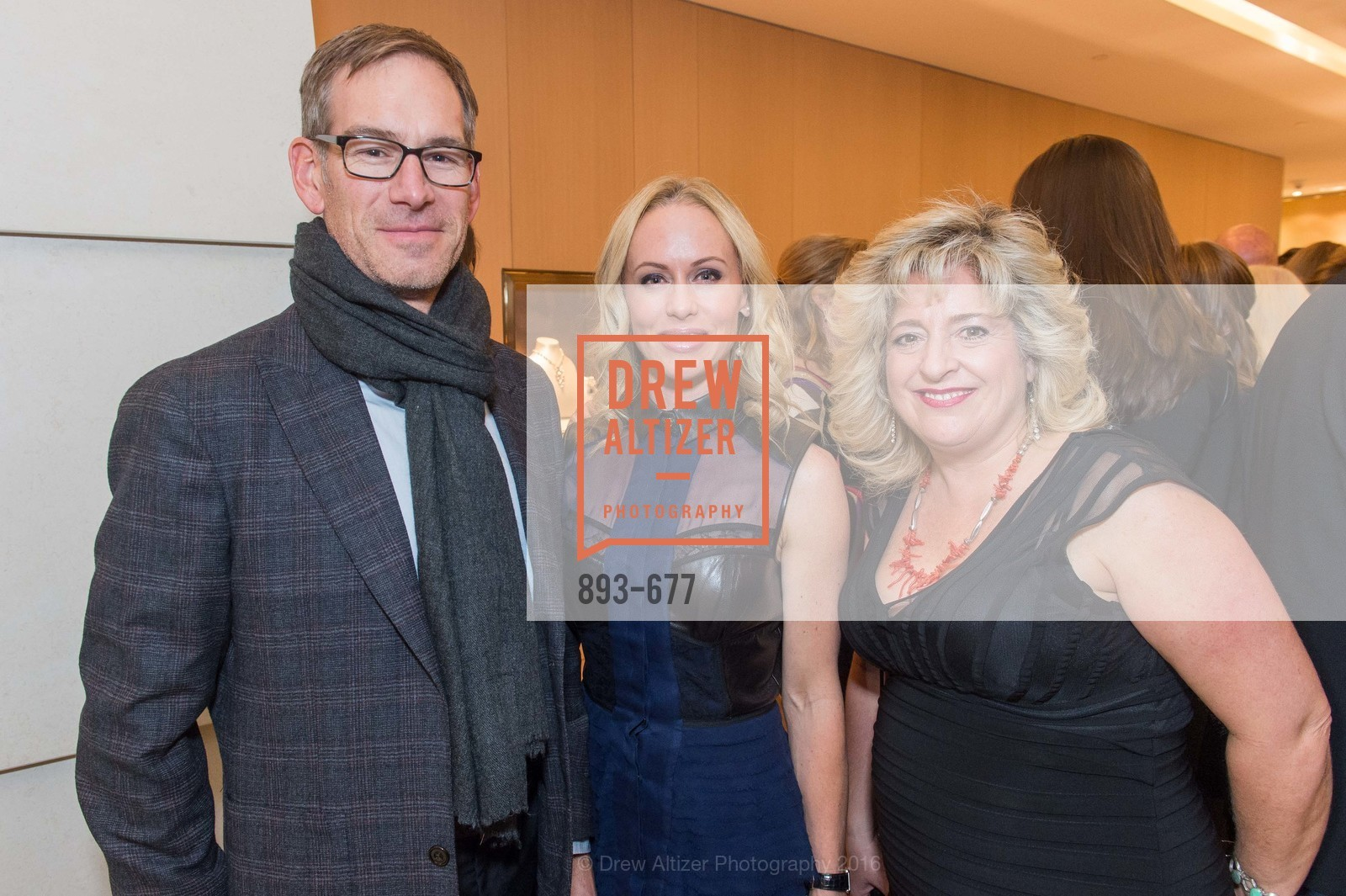 Chris Hollenbeck, Holly Hollenbeck, Holly Thier, Bulgari Hosts The 2016 Ballet Gala Patrons Party, Bulgari. 200 Stockton st, January 7th, 2016,Drew Altizer, Drew Altizer Photography, full-service agency, private events, San Francisco photographer, photographer california
