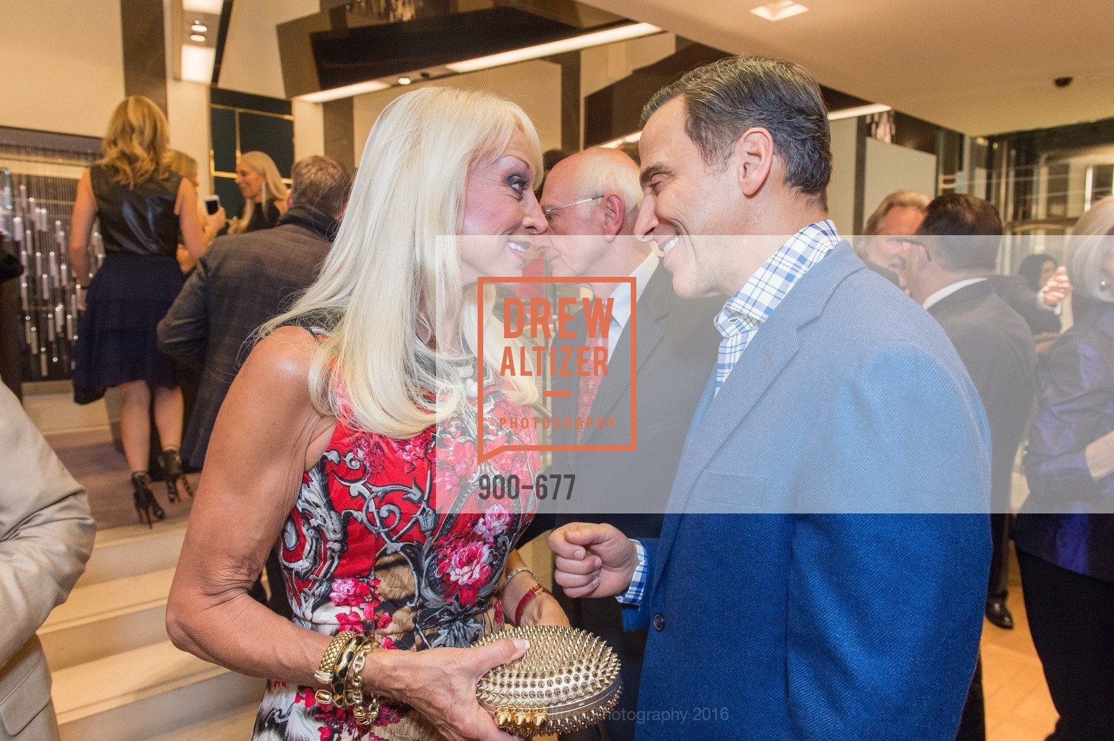 Daru Kawalkowski, Alan Malouf, Bulgari Hosts The 2016 Ballet Gala Patrons Party, Bulgari. 200 Stockton st, January 7th, 2016,Drew Altizer, Drew Altizer Photography, full-service agency, private events, San Francisco photographer, photographer california