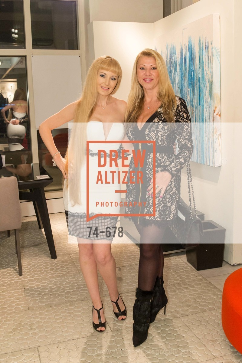 Shannyn Bessoni, Lena Gikkas, 2016 ENCORE! Launch Party, Ligne Roset. 162 King Street, January 7th, 2016,Drew Altizer, Drew Altizer Photography, full-service agency, private events, San Francisco photographer, photographer california