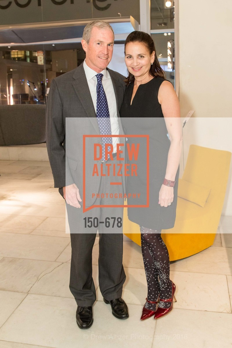 Kurt Burkhard, Jane Burkhard, 2016 ENCORE! Launch Party, Ligne Roset. 162 King Street, January 7th, 2016,Drew Altizer, Drew Altizer Photography, full-service agency, private events, San Francisco photographer, photographer california