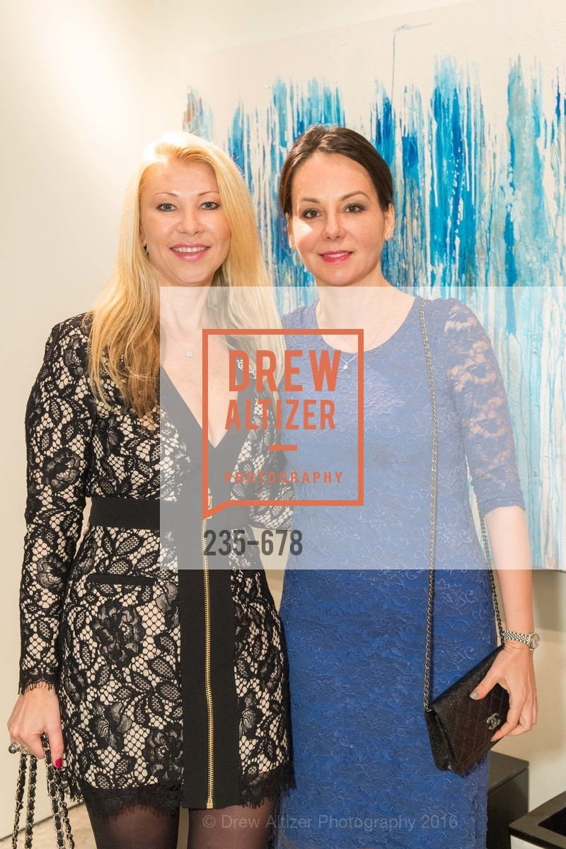 Lena Gikkas, Gergana Gallacher, 2016 ENCORE! Launch Party, Ligne Roset. 162 King Street, January 7th, 2016,Drew Altizer, Drew Altizer Photography, full-service agency, private events, San Francisco photographer, photographer california