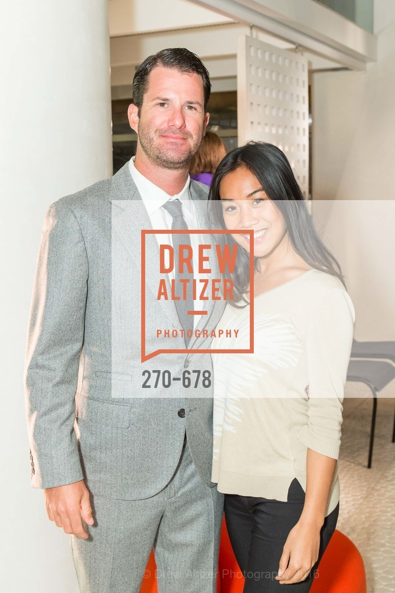 Sean Taube, Louella Aquino, 2016 ENCORE! Launch Party, Ligne Roset. 162 King Street, January 7th, 2016,Drew Altizer, Drew Altizer Photography, full-service agency, private events, San Francisco photographer, photographer california