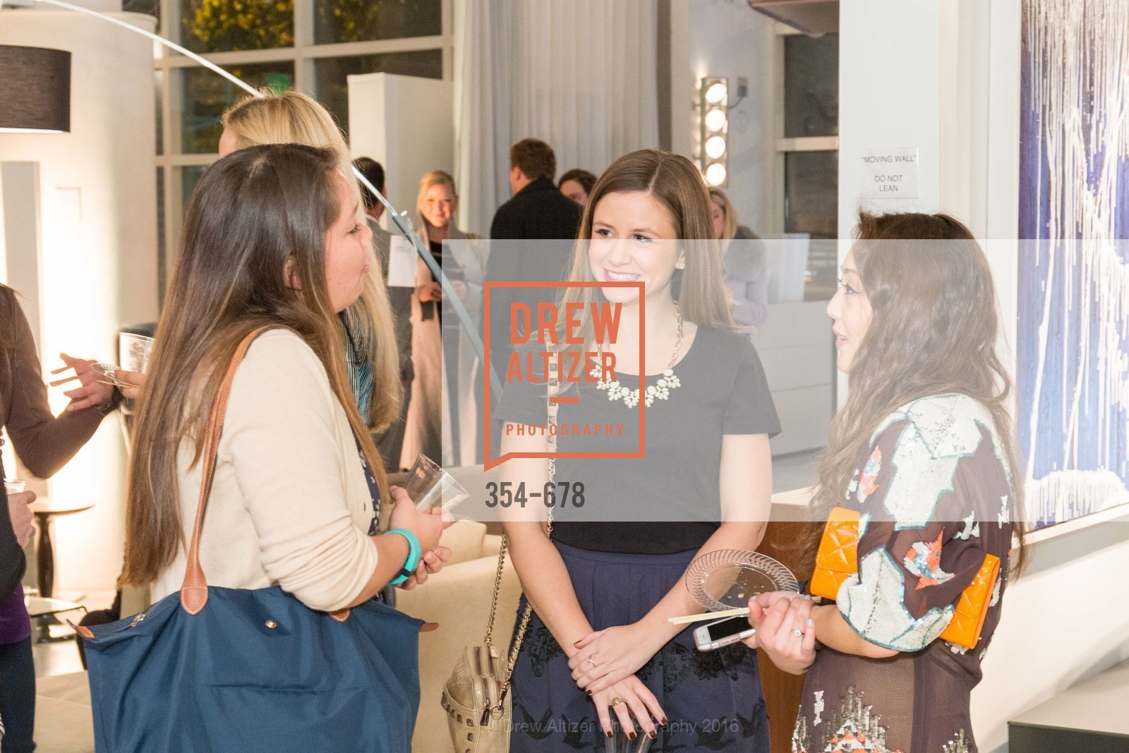 Kristi Symon, 2016 ENCORE! Launch Party, Ligne Roset. 162 King Street, January 7th, 2016,Drew Altizer, Drew Altizer Photography, full-service agency, private events, San Francisco photographer, photographer california