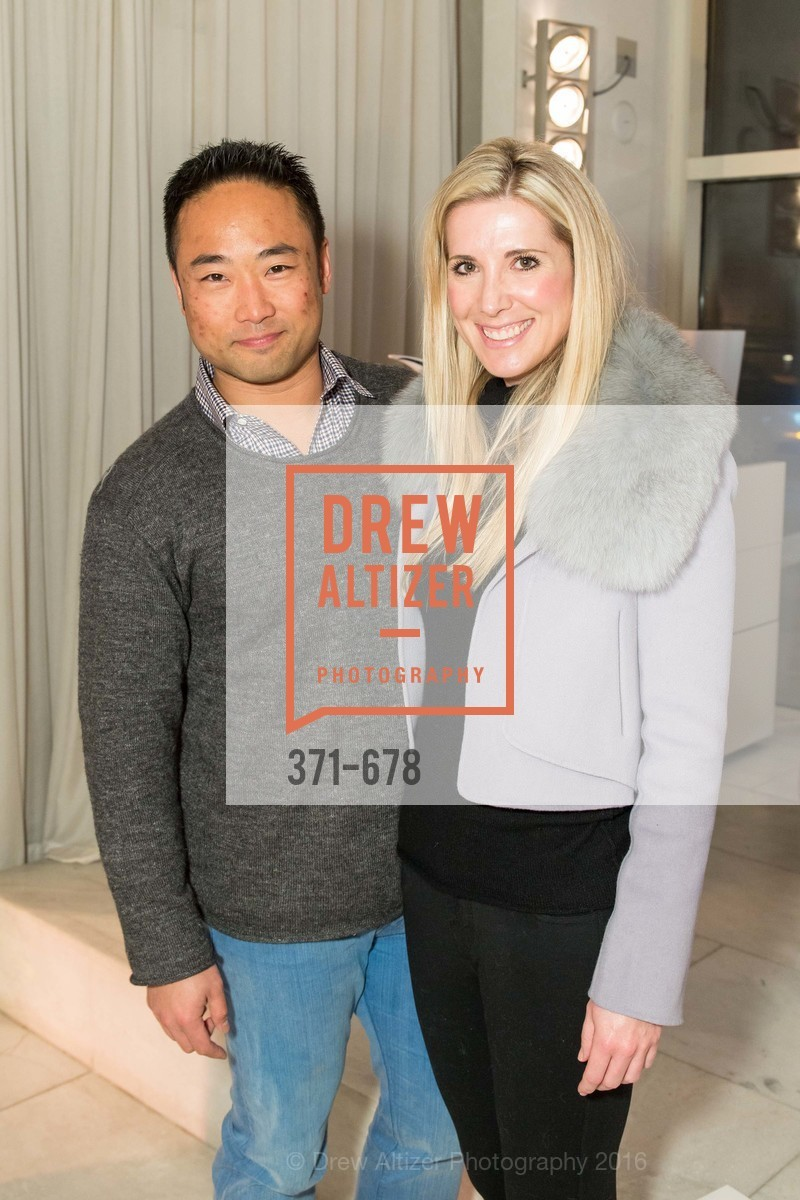 Hiro Iwanaga, Samantha Hartwell, 2016 ENCORE! Launch Party, Ligne Roset. 162 King Street, January 7th, 2016,Drew Altizer, Drew Altizer Photography, full-service agency, private events, San Francisco photographer, photographer california