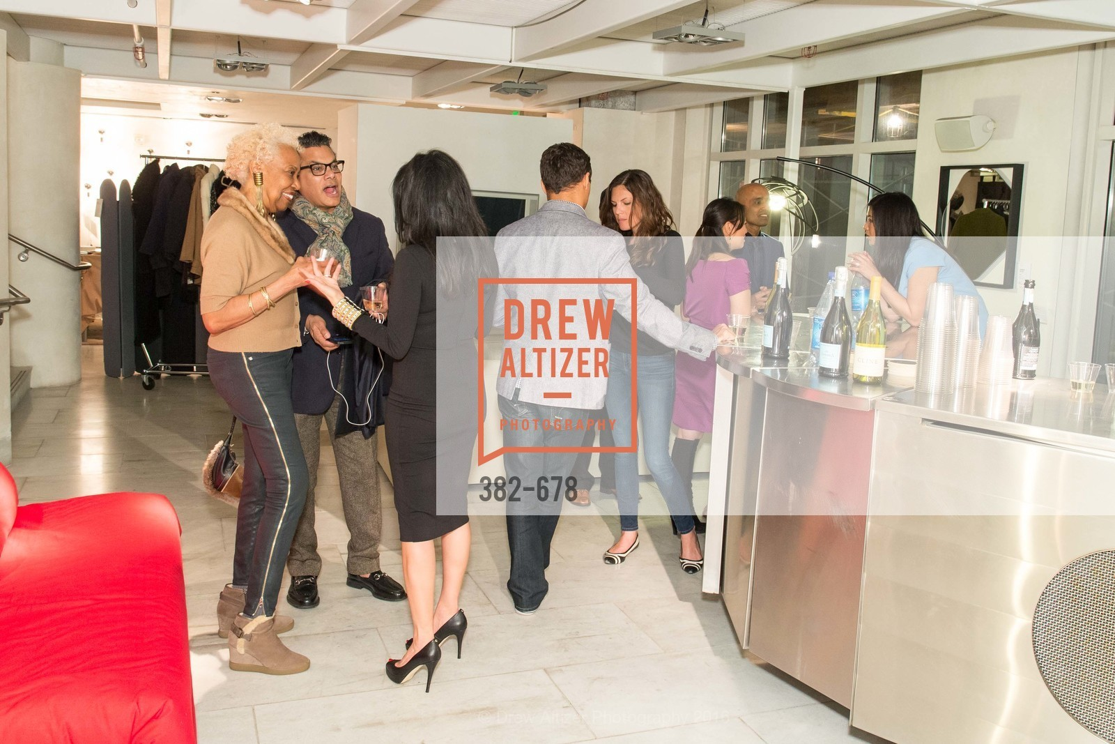 Atmosphere, 2016 ENCORE! Launch Party, Ligne Roset. 162 King Street, January 7th, 2016,Drew Altizer, Drew Altizer Photography, full-service agency, private events, San Francisco photographer, photographer california