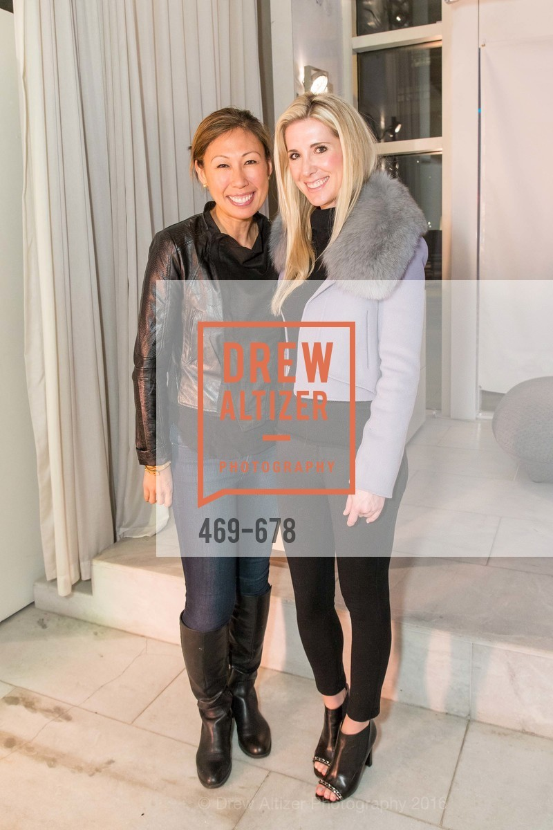 Joy Boatwright, Samantha Hartwell, 2016 ENCORE! Launch Party, Ligne Roset. 162 King Street, January 7th, 2016,Drew Altizer, Drew Altizer Photography, full-service agency, private events, San Francisco photographer, photographer california