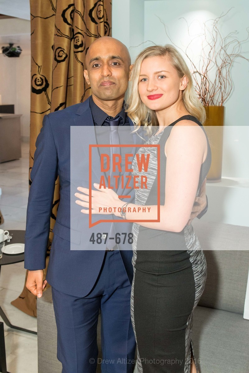 Sunil Sharma, Skye Grace, 2016 ENCORE! Launch Party, Ligne Roset. 162 King Street, January 7th, 2016,Drew Altizer, Drew Altizer Photography, full-service agency, private events, San Francisco photographer, photographer california