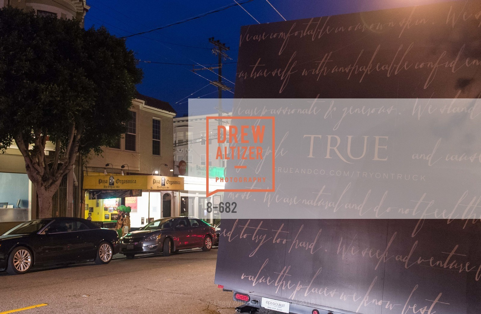 Atmosphere, Michelle Lam hosts the launch of True&Co.'s Try-on Truck National Tour, MatrixFillmore. 3138 Fillmore, January 12th, 2016,Drew Altizer, Drew Altizer Photography, full-service agency, private events, San Francisco photographer, photographer california