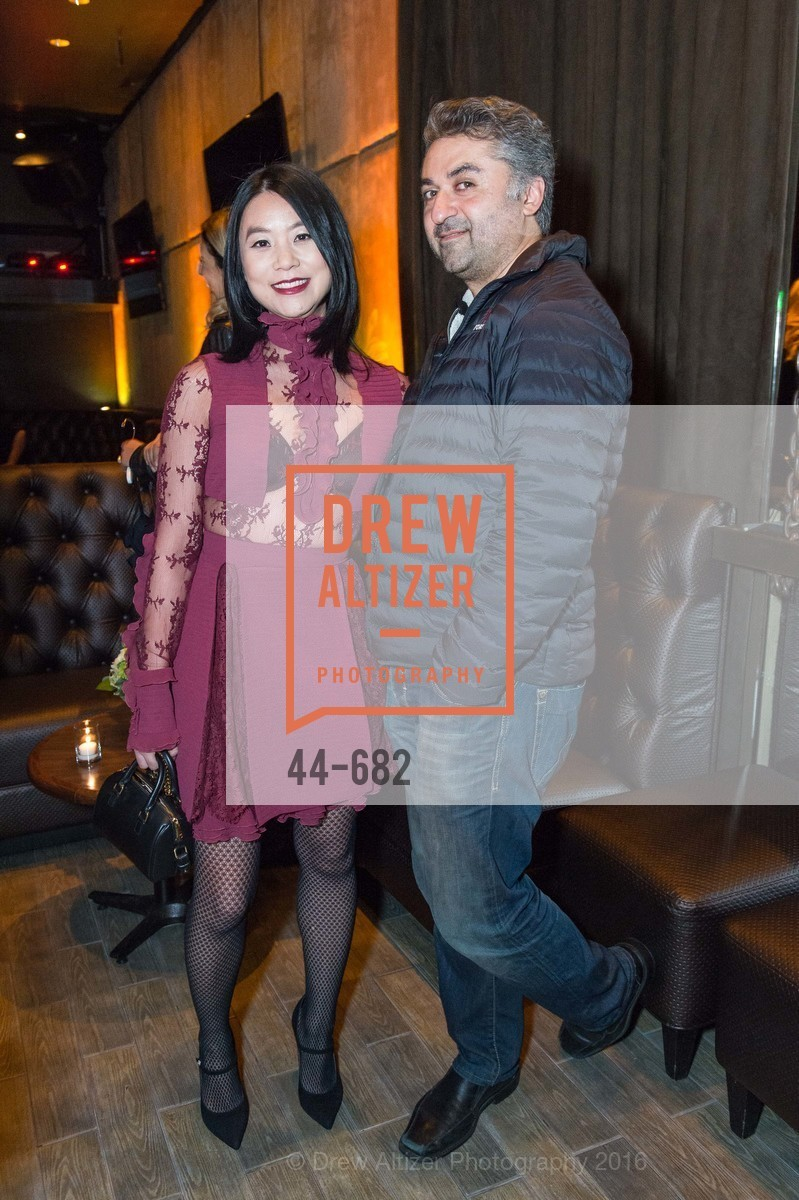 Michelle Lam, Hooman Khalili, Michelle Lam hosts the launch of True&Co.'s Try-on Truck National Tour, MatrixFillmore. 3138 Fillmore, January 12th, 2016,Drew Altizer, Drew Altizer Photography, full-service agency, private events, San Francisco photographer, photographer california