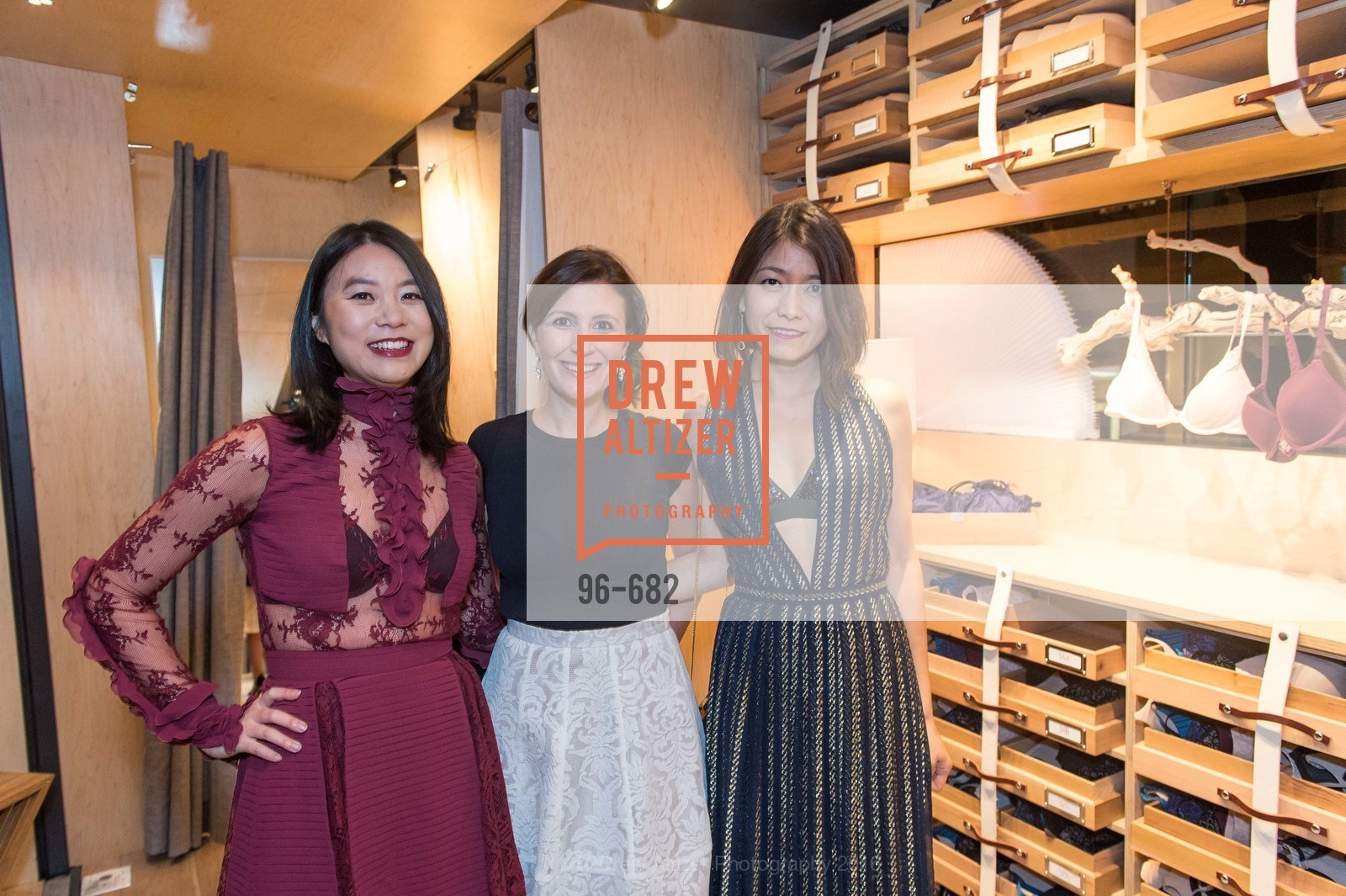 Michelle Lam, Beatrice Pang, Michelle Lam hosts the launch of True&Co.'s Try-on Truck National Tour, MatrixFillmore. 3138 Fillmore, January 12th, 2016,Drew Altizer, Drew Altizer Photography, full-service agency, private events, San Francisco photographer, photographer california