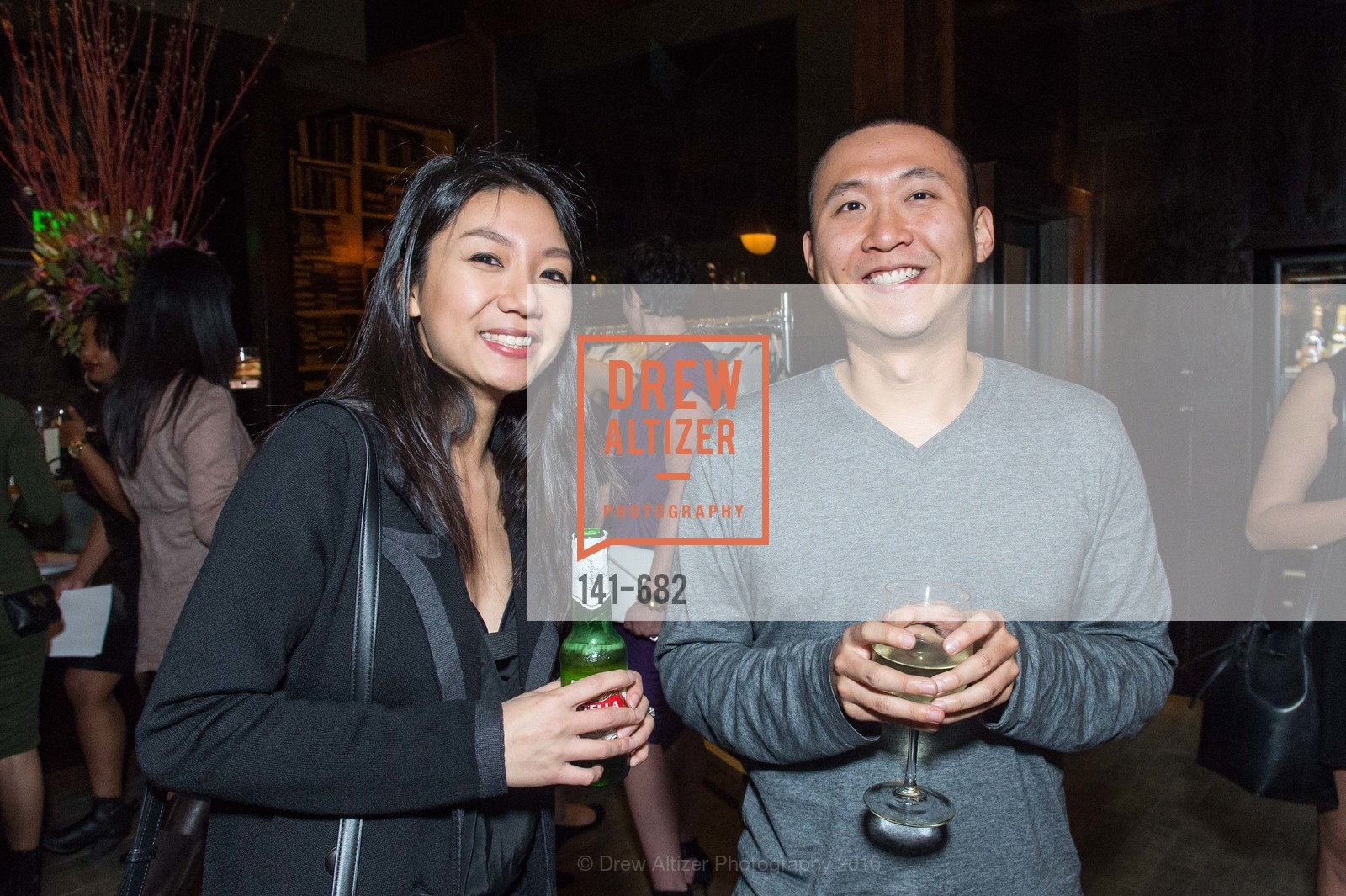 Lisa Poon, Jonathan Yu, Michelle Lam hosts the launch of True&Co.'s Try-on Truck National Tour, MatrixFillmore. 3138 Fillmore, January 12th, 2016,Drew Altizer, Drew Altizer Photography, full-service agency, private events, San Francisco photographer, photographer california