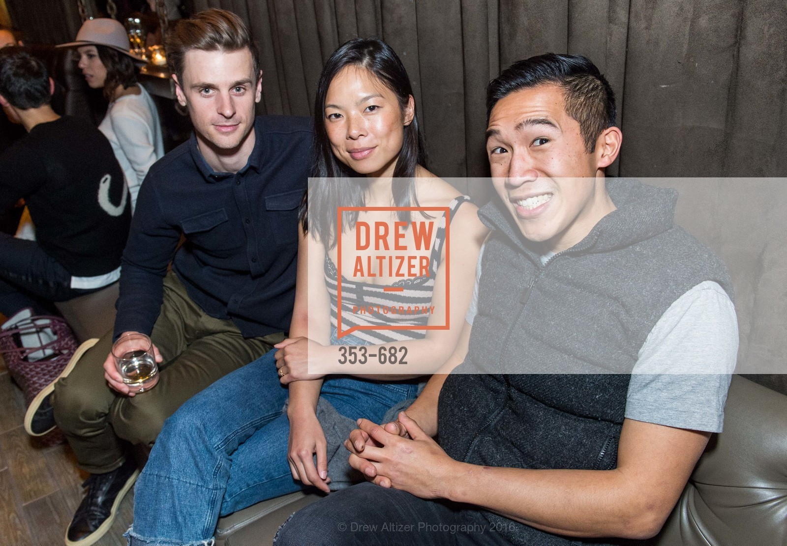 Oliver Trenter, Dani Szeto, Edward Chung, Michelle Lam hosts the launch of True&Co.'s Try-on Truck National Tour, MatrixFillmore. 3138 Fillmore, January 12th, 2016,Drew Altizer, Drew Altizer Photography, full-service agency, private events, San Francisco photographer, photographer california
