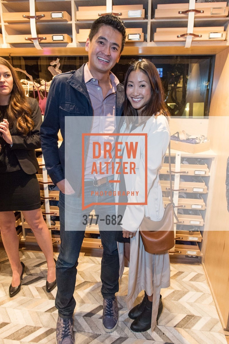 Will Young, Christina Young, Michelle Lam hosts the launch of True&Co.'s Try-on Truck National Tour, MatrixFillmore. 3138 Fillmore, January 12th, 2016,Drew Altizer, Drew Altizer Photography, full-service agency, private events, San Francisco photographer, photographer california