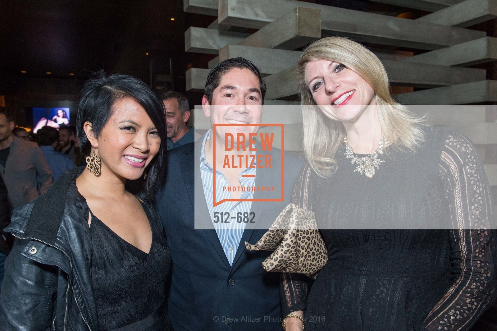 Roe Tuisel, Michelle Lam hosts the launch of True&Co.'s Try-on Truck National Tour, MatrixFillmore. 3138 Fillmore, January 12th, 2016,Drew Altizer, Drew Altizer Photography, full-service agency, private events, San Francisco photographer, photographer california