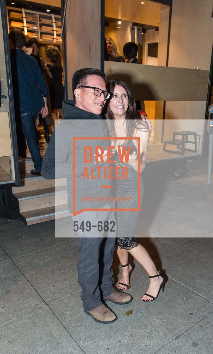 Bart Chin, Michelle Lam hosts the launch of True&Co.'s Try-on Truck National Tour, MatrixFillmore. 3138 Fillmore, January 12th, 2016,Drew Altizer, Drew Altizer Photography, full-service agency, private events, San Francisco photographer, photographer california