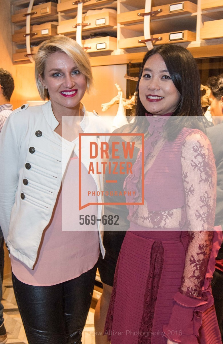 Michelle Lam, Michelle Lam hosts the launch of True&Co.'s Try-on Truck National Tour, MatrixFillmore. 3138 Fillmore, January 12th, 2016,Drew Altizer, Drew Altizer Photography, full-service event agency, private events, San Francisco photographer, photographer California