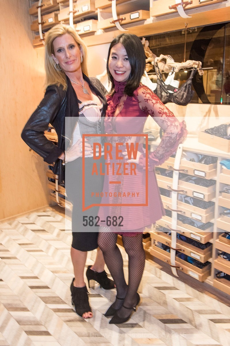 Kimberly Bakker, Michelle Lam, Michelle Lam hosts the launch of True&Co.'s Try-on Truck National Tour, MatrixFillmore. 3138 Fillmore, January 12th, 2016,Drew Altizer, Drew Altizer Photography, full-service agency, private events, San Francisco photographer, photographer california