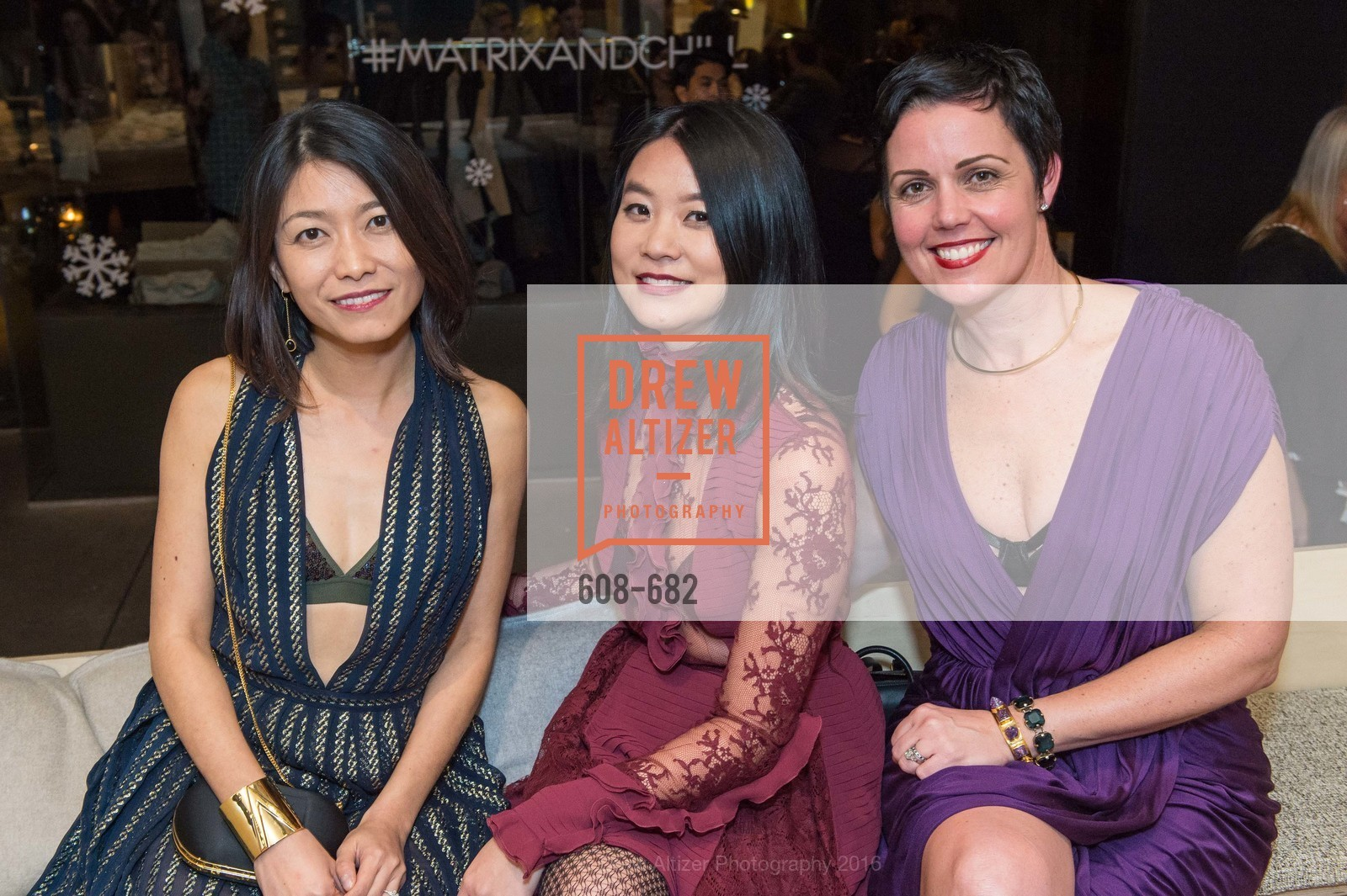 Beatrice Pang, Michelle Lam, Kate Torres, Michelle Lam hosts the launch of True&Co.'s Try-on Truck National Tour, MatrixFillmore. 3138 Fillmore, January 12th, 2016,Drew Altizer, Drew Altizer Photography, full-service agency, private events, San Francisco photographer, photographer california