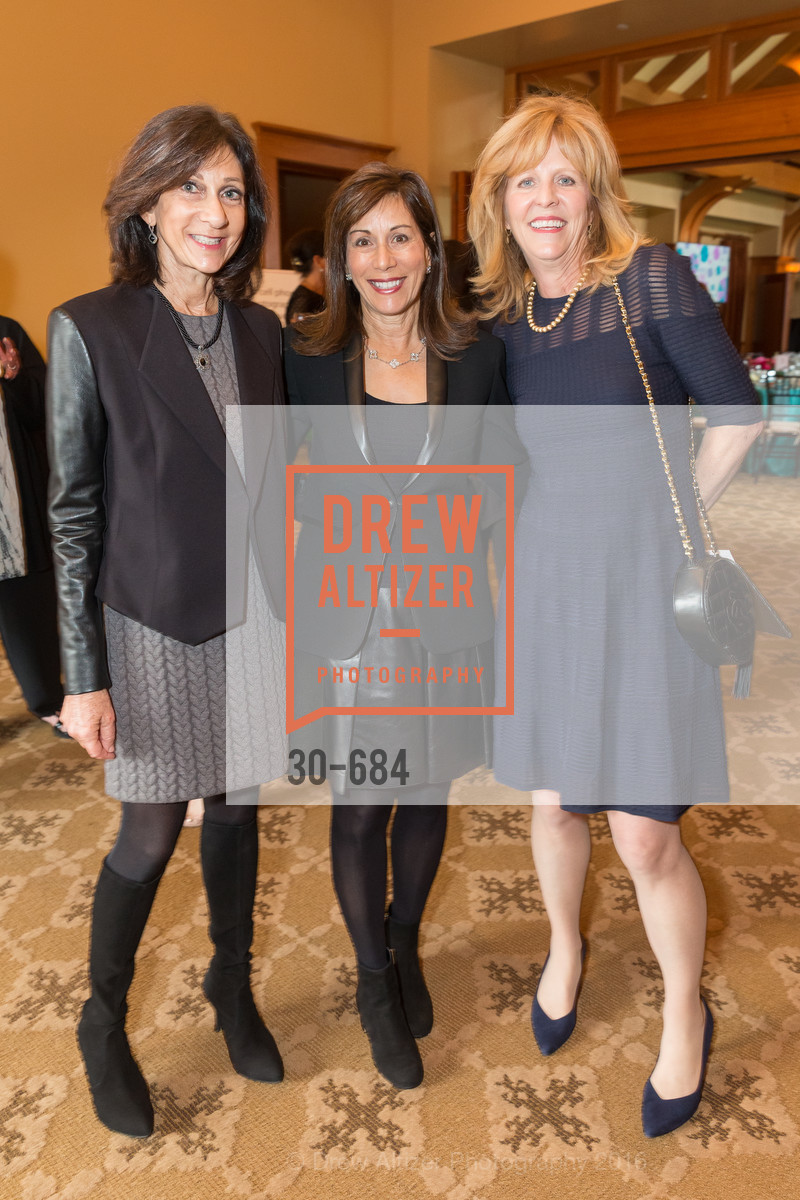 Laurie Kraus Lacob, Lisa Schatz, Jayne Mordell, Under One Umbrella, Sharon Heights Golf and Country Club, January 13th, 2016,Drew Altizer, Drew Altizer Photography, full-service agency, private events, San Francisco photographer, photographer california