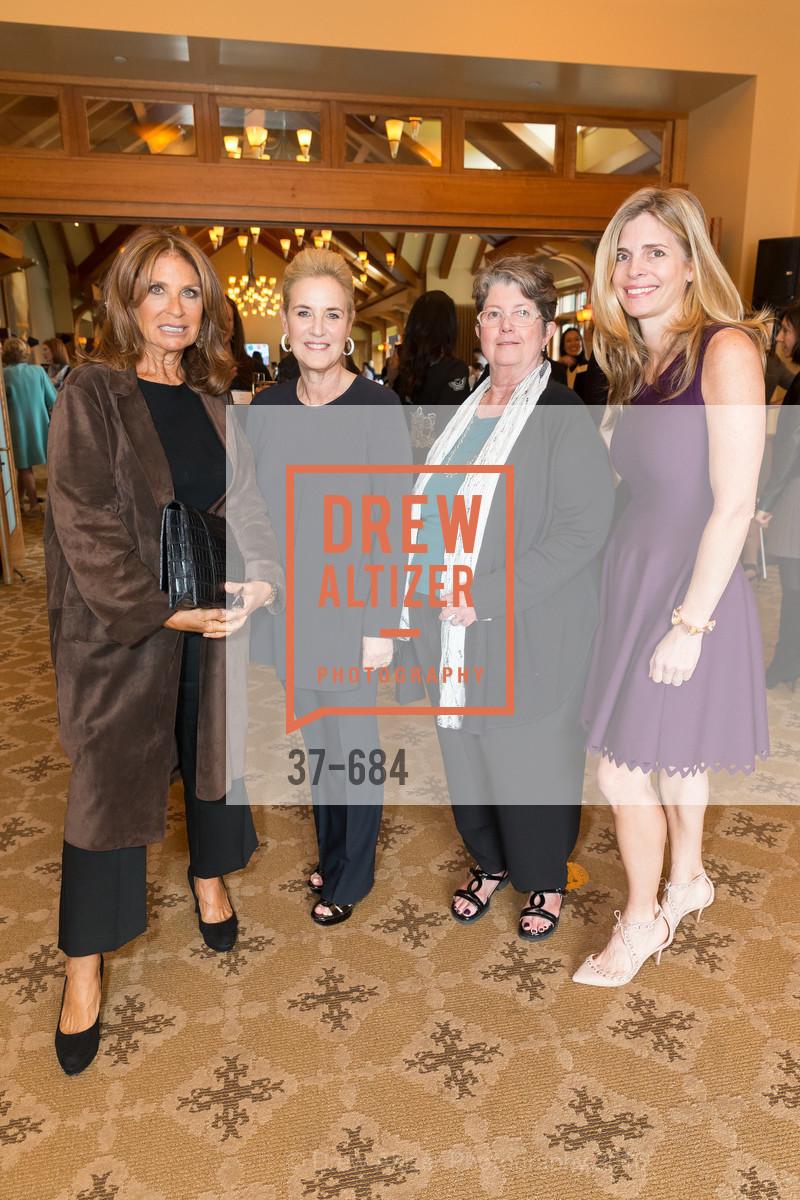 Susie Fox, Lisa Goldman, Deborah Berek, Suzanne Crandall, Photo #37-684